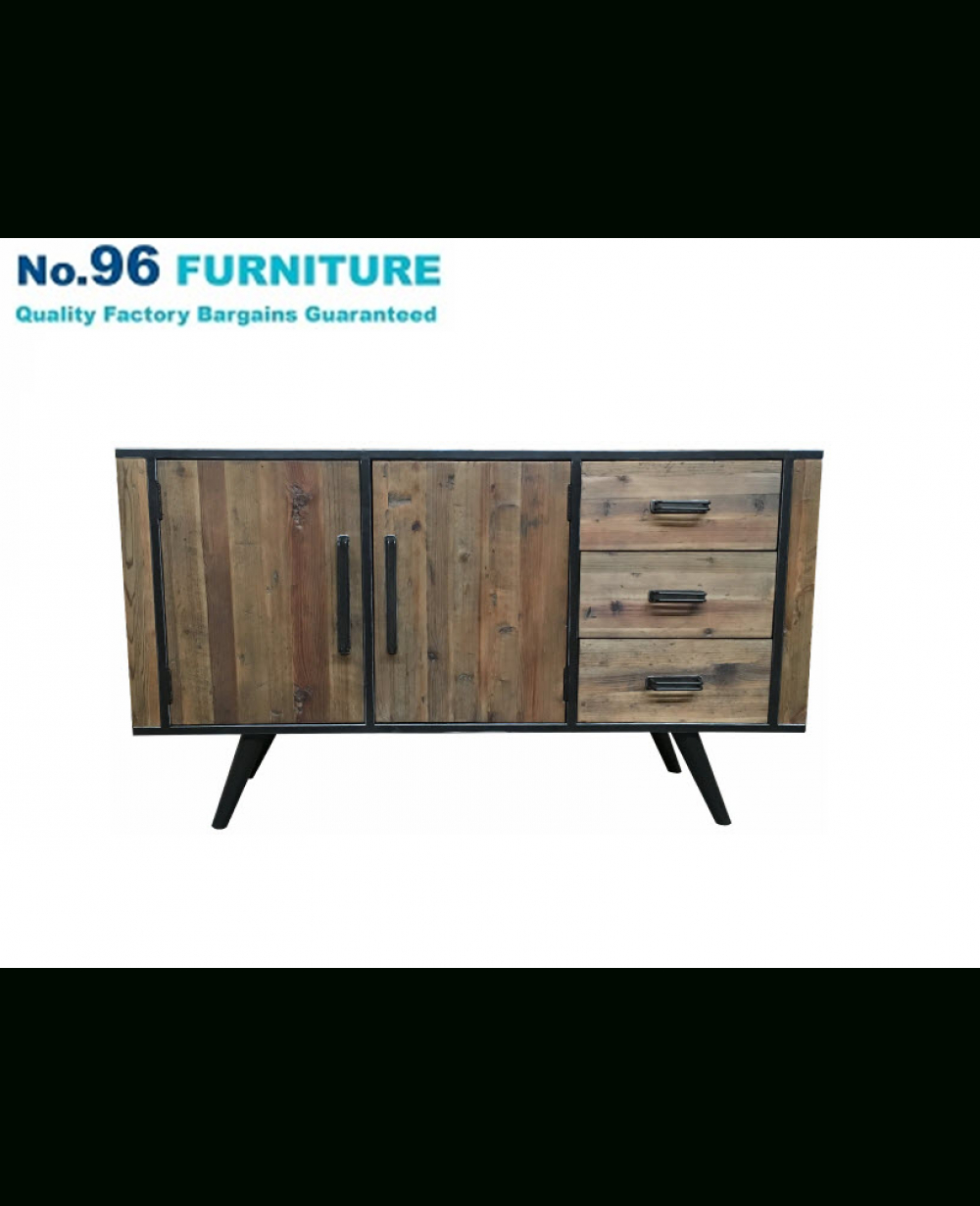 Rio Buffet Sideboard 2 Doors 3 Drawers – Buffet & Sideboards In 2 Door 3 Drawer Buffets (Gallery 24 of 30)