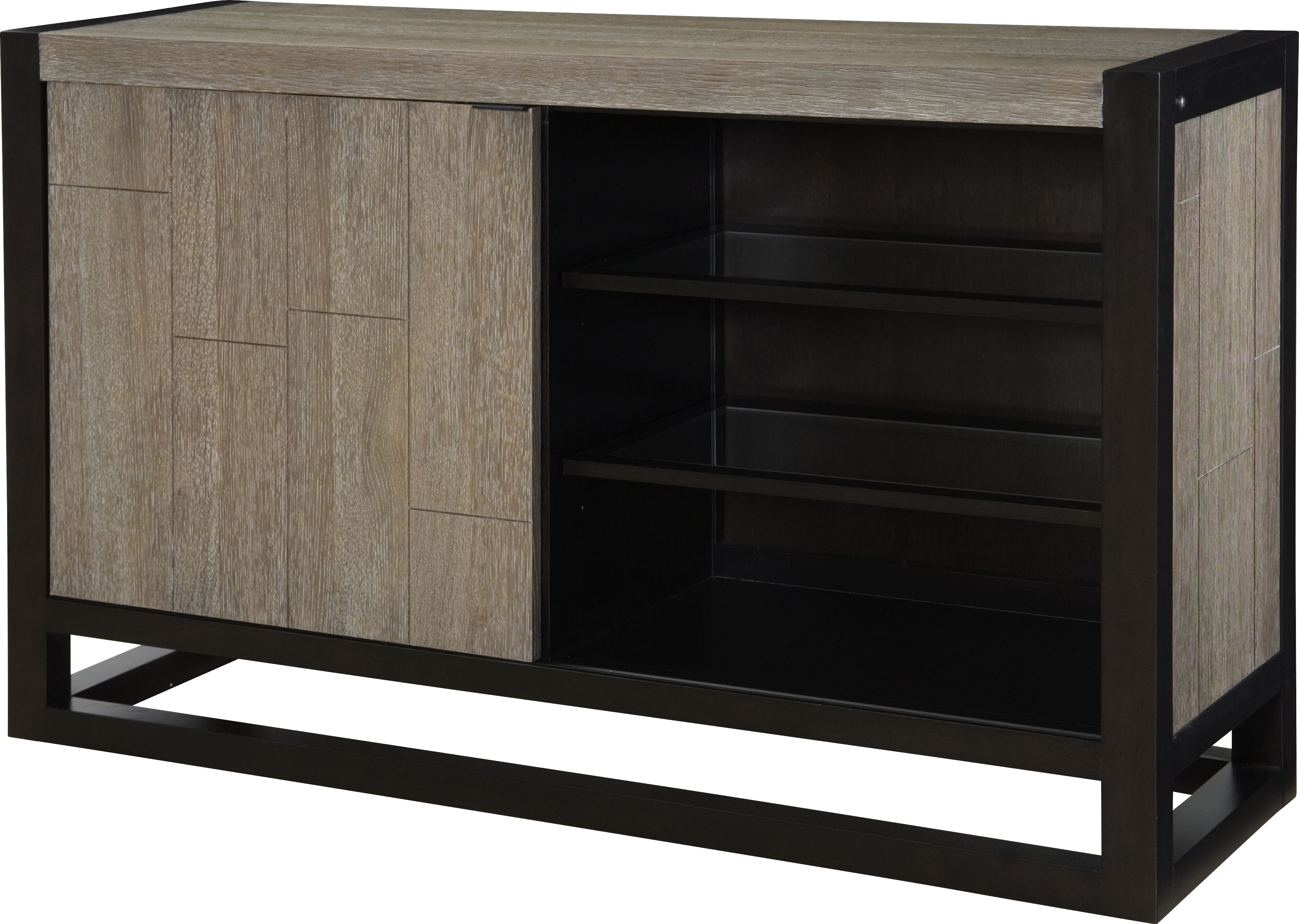 Riverdale Credenza Intended For Wendell Sideboards (Gallery 12 of 30)