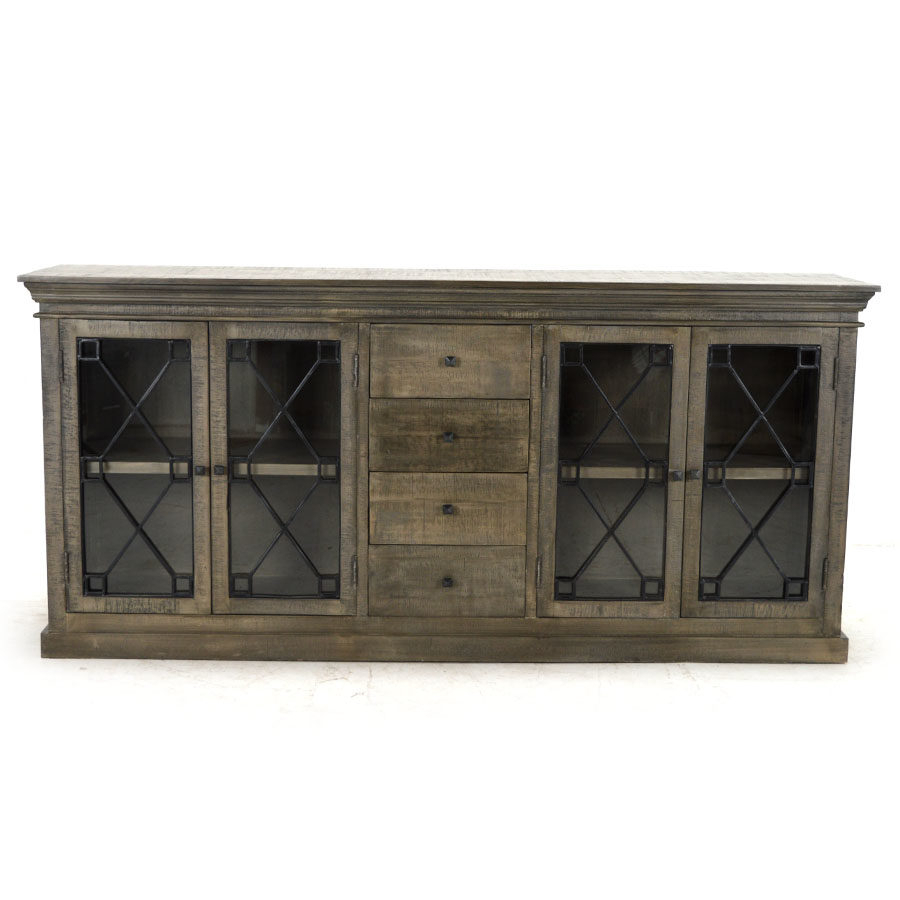 Riverdale Sideboard, Salvaged Grey – Home Source Furniture In Remington Sideboards (Gallery 19 of 30)