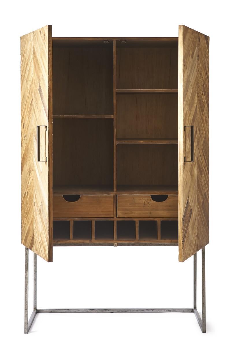 Rivièra Maison Tribeca Bar Cabinet  Top! Inside Tribeca Sideboards (Photo 17 of 30)