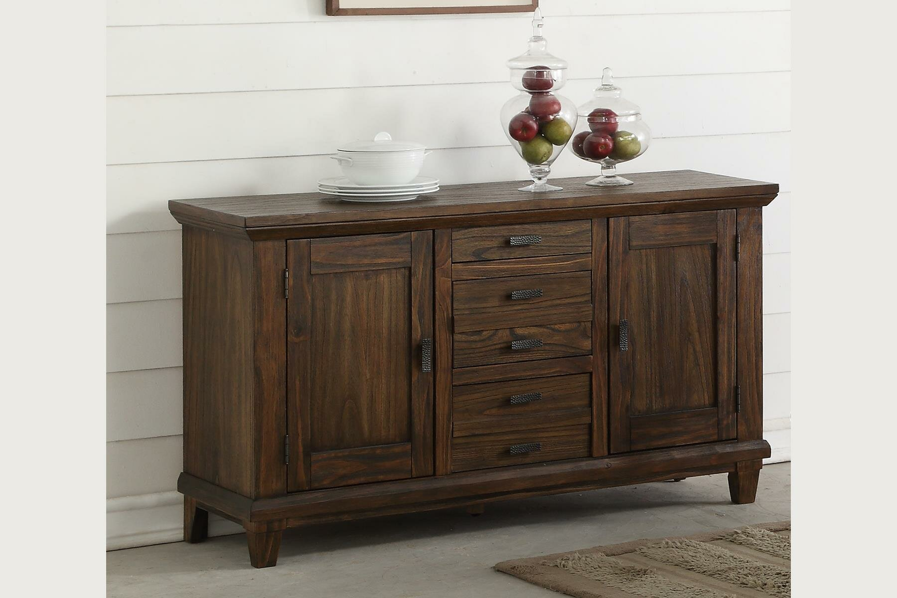 Rodriguez Sideboard In Chicoree Charlena Sideboards (Gallery 11 of 30)