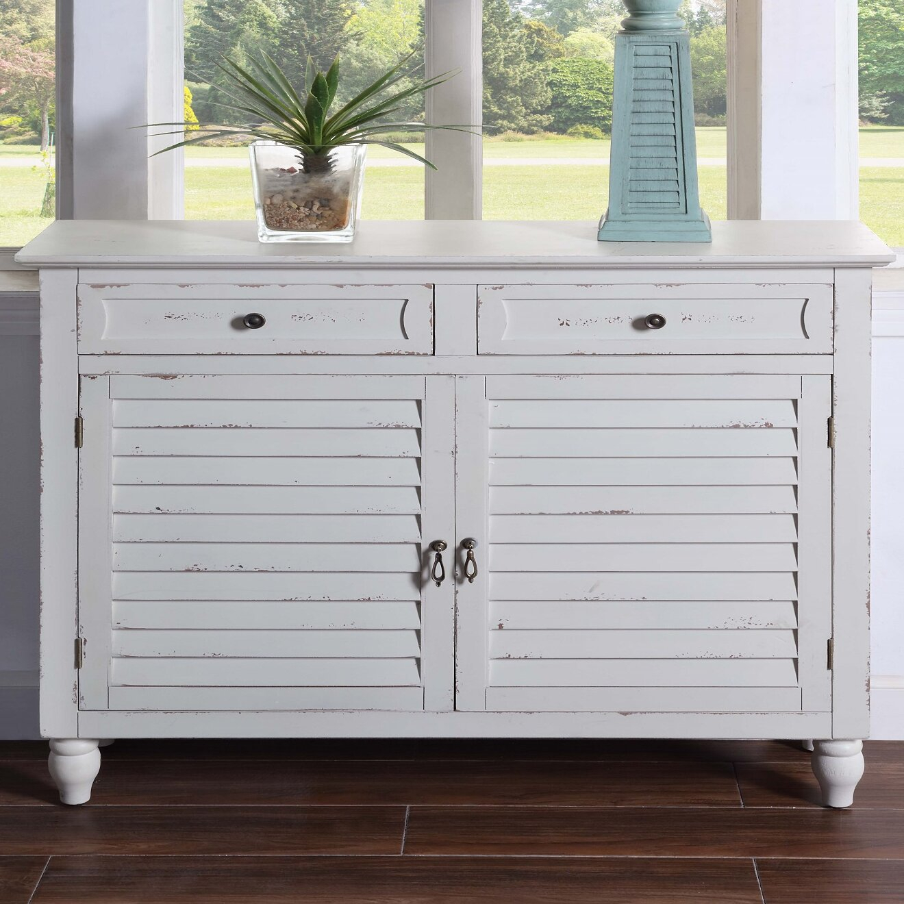 Rosecliff Heights Pineville Dining Sideboard & Reviews | Wayfair Regarding Pineville Dining Sideboards (Gallery 1 of 30)