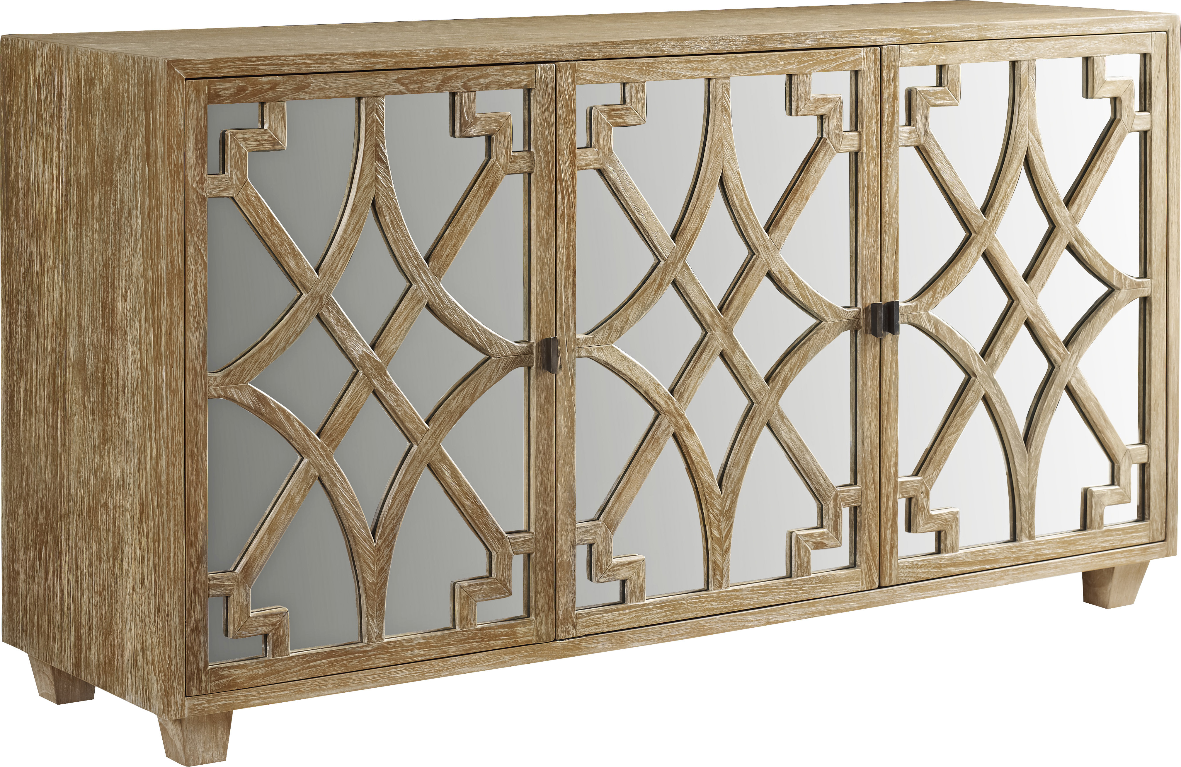 Sadowski Natural Teak Sideboard pertaining to Aberdeen Westin Sideboards (Image 24 of 30)
