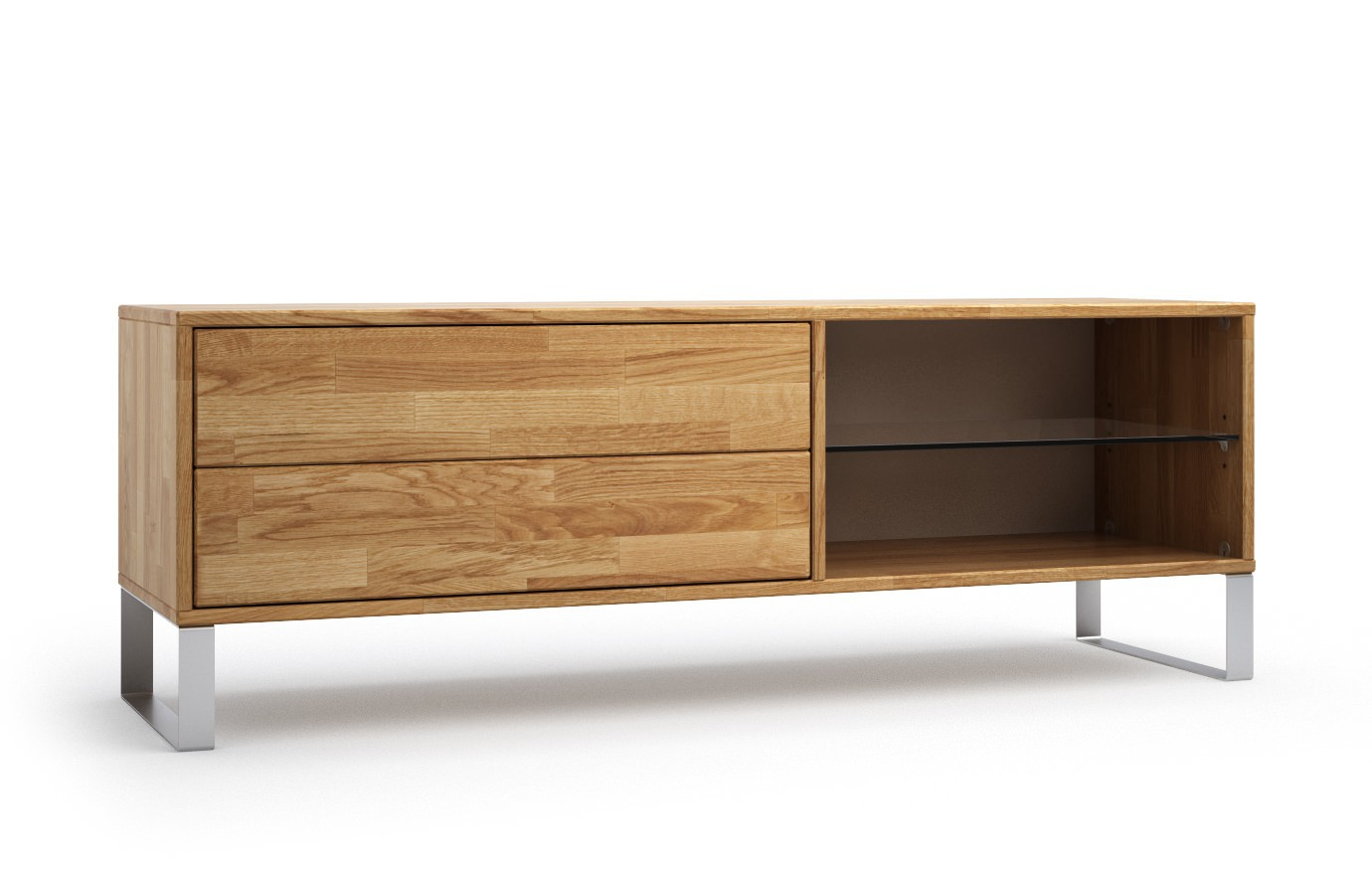 Sideboard Aus Eiche – Kommoden Und Anrichte Nach Maß With Stella Sideboards (View 15 of 30)