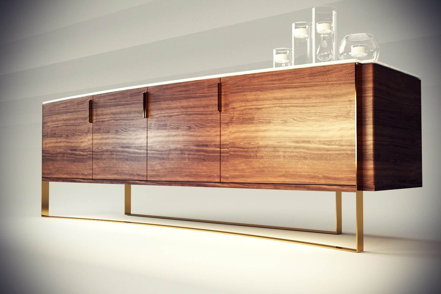 Sideboard Design For 'stella Mobilya' With The Within Stella Sideboards (View 16 of 30)