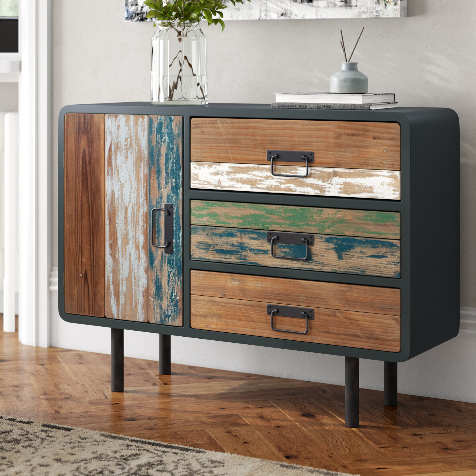 Sideboard Kieran within Sideboards By Wildon Home (Image 16 of 30)
