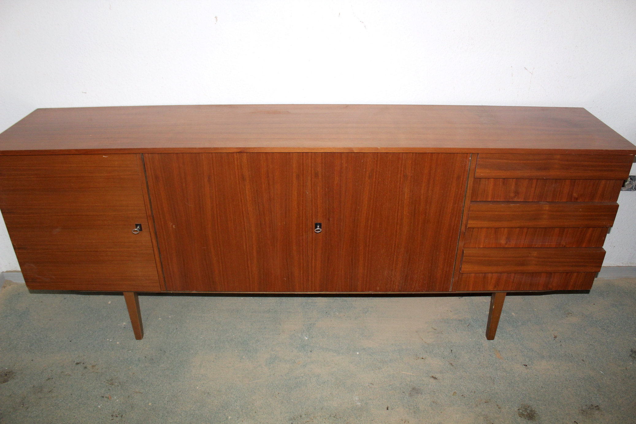 Sideboard | Mid Century | Vintage with regard to Mid-Century Brown And Grey Sideboards (Image 24 of 30)