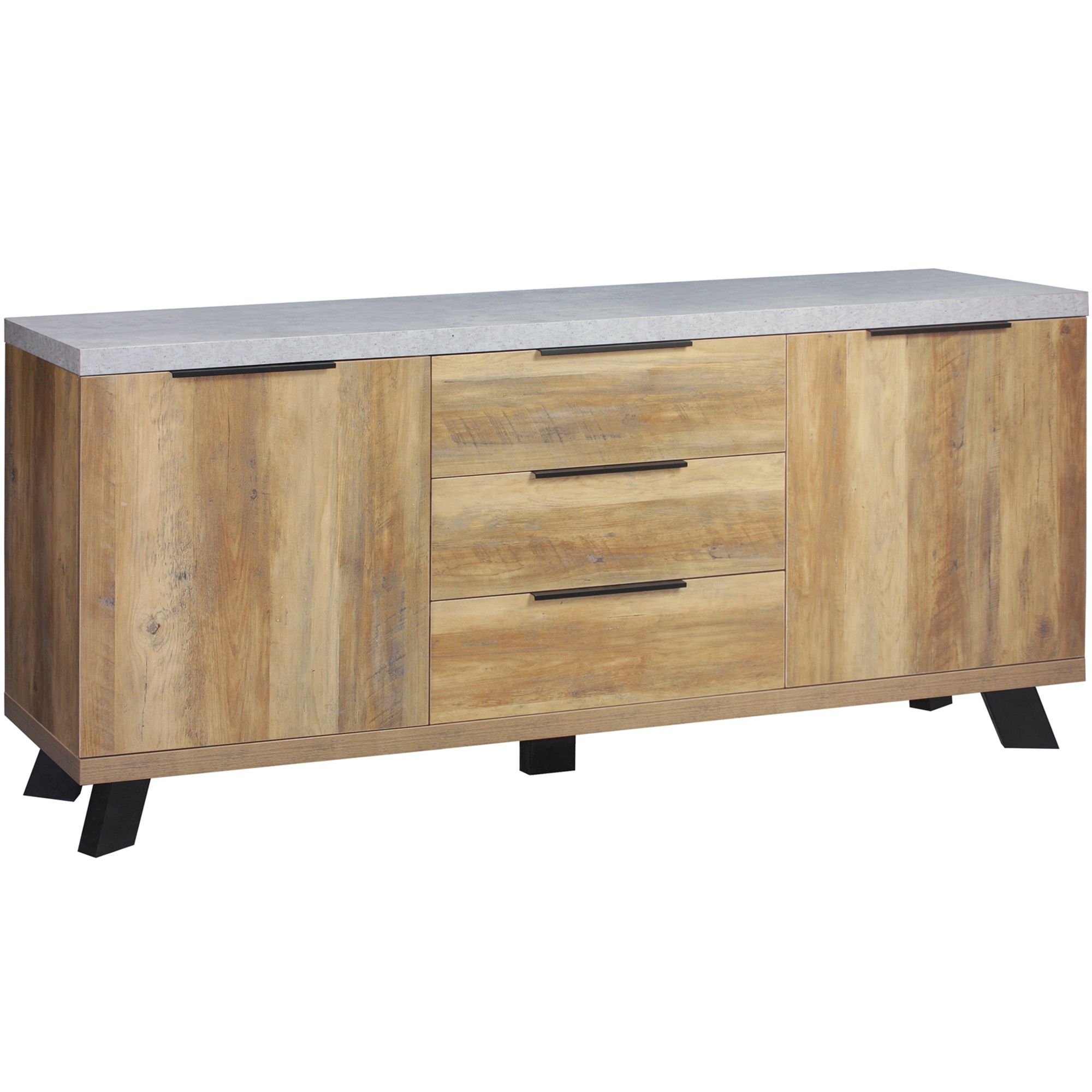 Sideboards & Buffets | Temple & Webster Inside Contemporary Distressed Grey Buffets (View 26 of 30)