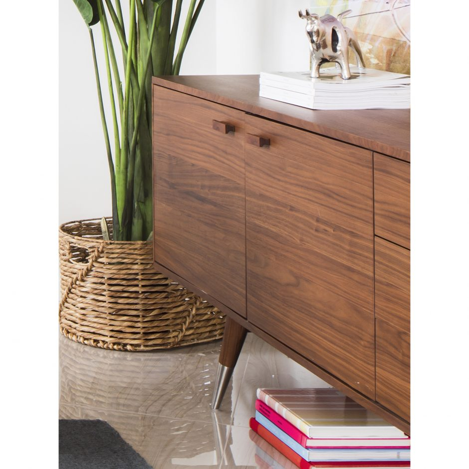 Sienna Sideboard Walnut Large | Products | Moe's With Regard To Sienna Sideboards (View 26 of 30)