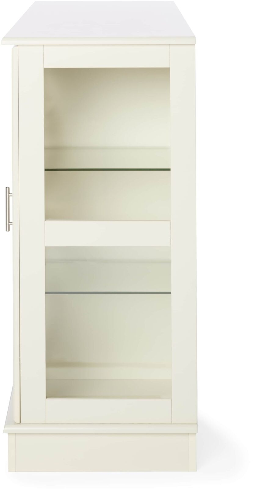 Simple Living Antique White Kendall Buffet Display Cabinet Drawers Within Simple Living Antique White Kendall Buffets (View 21 of 30)