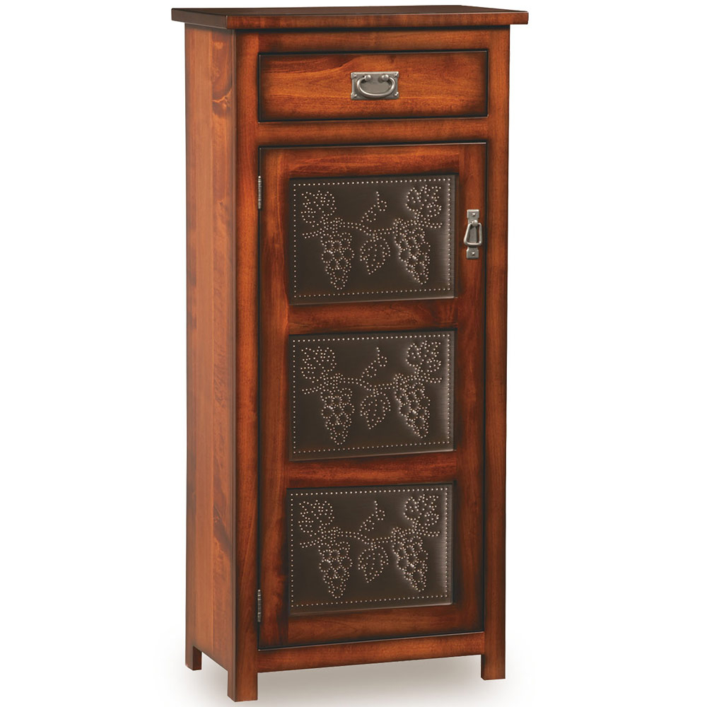 Small Mission Amish Pie Safe For Summer Desire Credenzas (View 22 of 30)