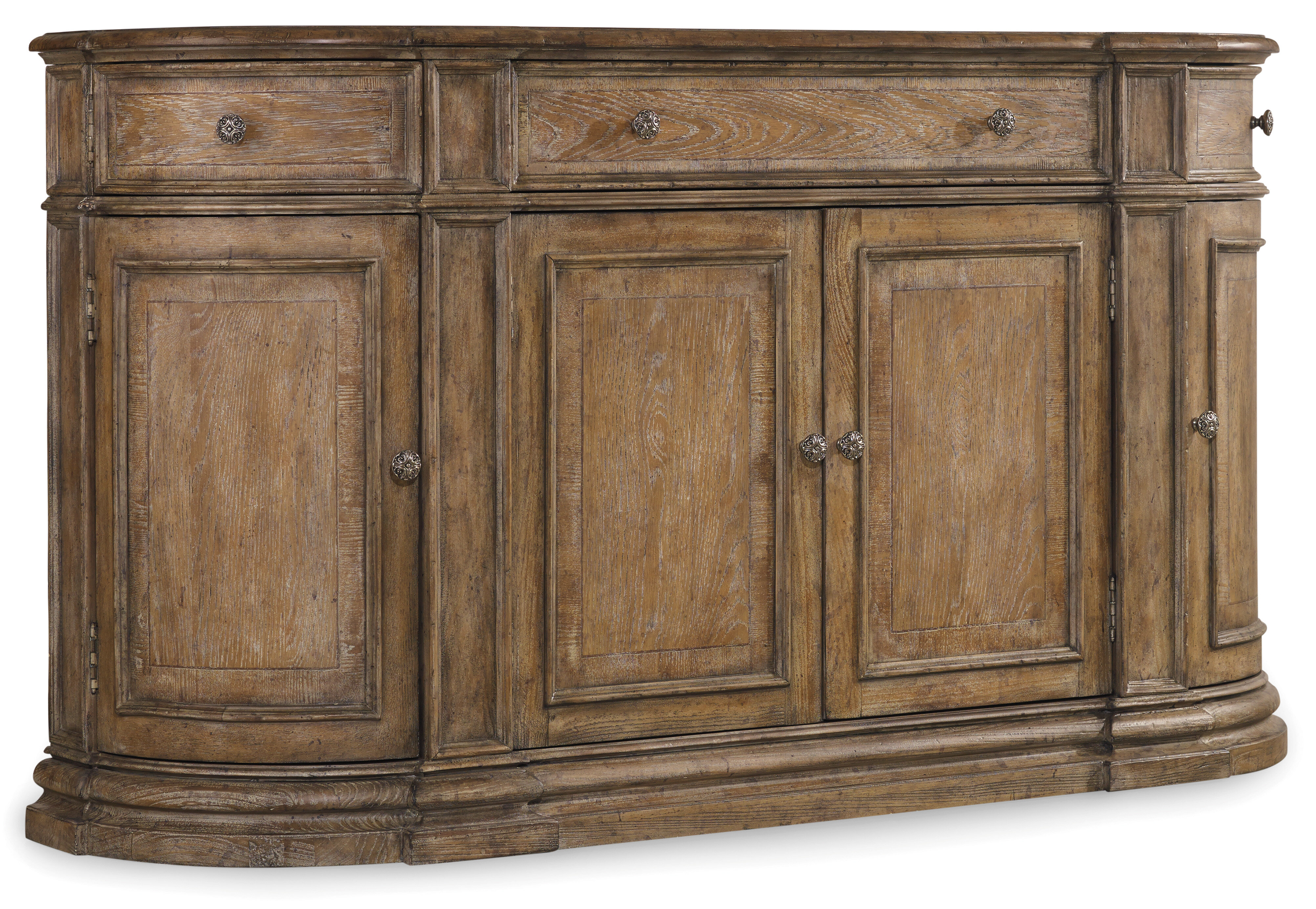 Solana Sideboard for Ilyan Traditional Wood Sideboards (Image 26 of 30)