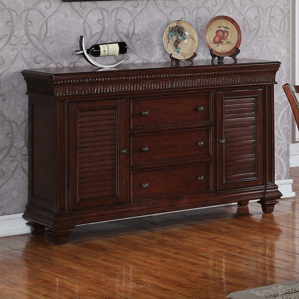 Souleymane Monford Sideboard Pertaining To Chalus Sideboards (View 25 of 30)