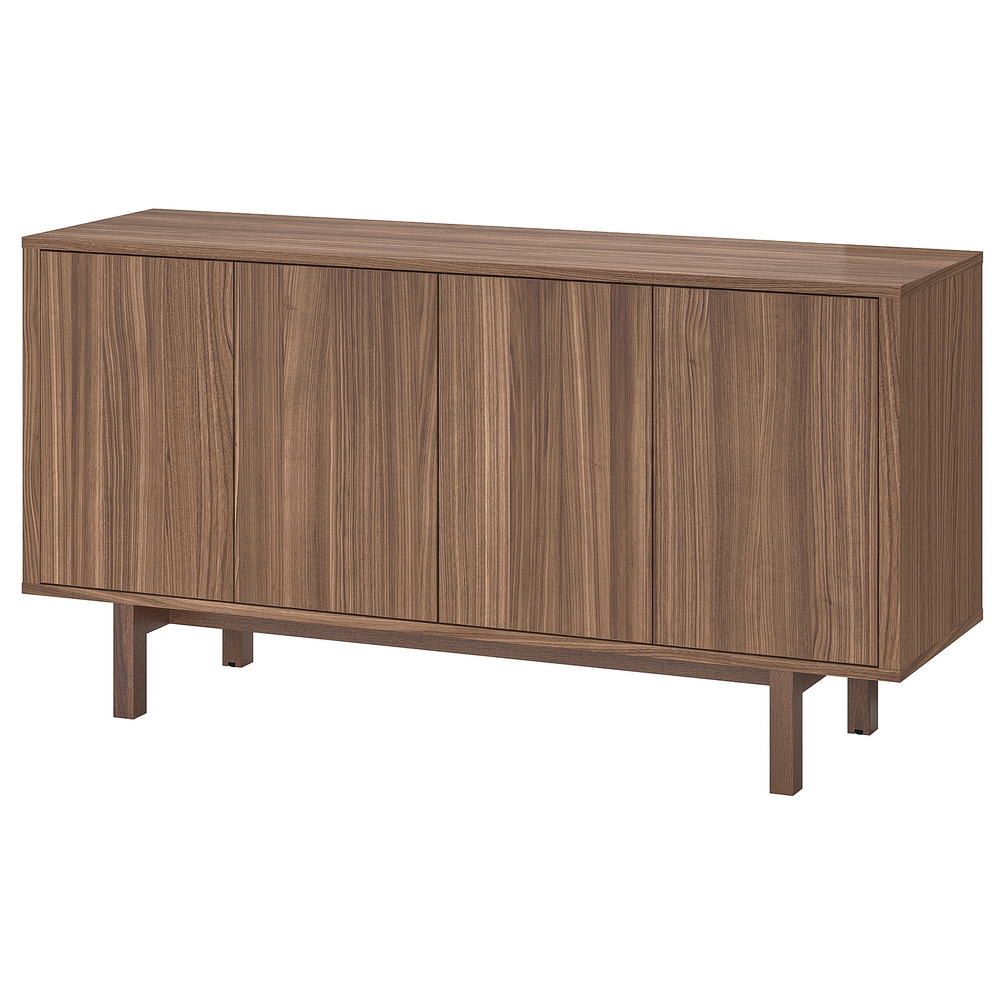 Stockholm Sideboard, Walnut Veneer inside North York Sideboards (Image 24 of 30)