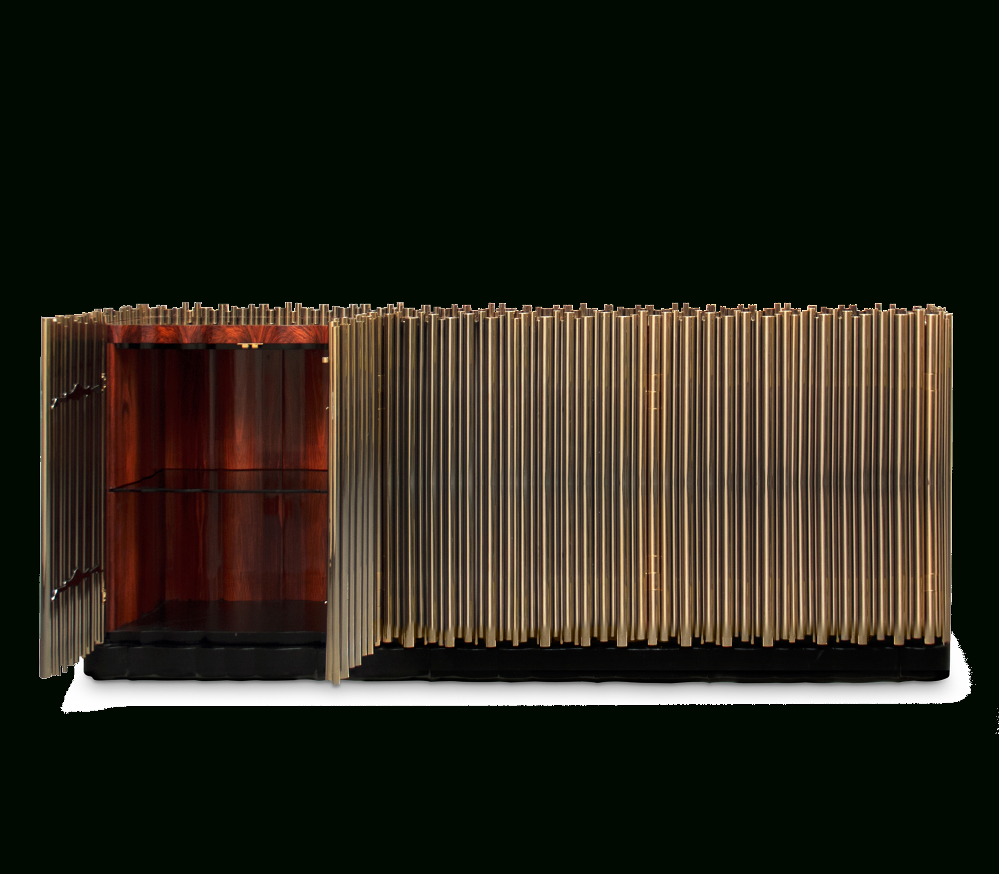 Symphony Sideboard | Boca Do Lobo Exclusive Design intended for North York Sideboards (Image 26 of 30)