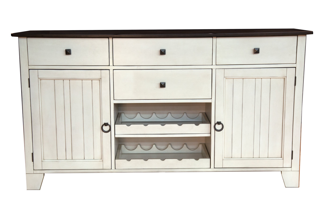 Tamiami Buffet Table for Baleine 3 Drawer Sideboards (Image 28 of 30)