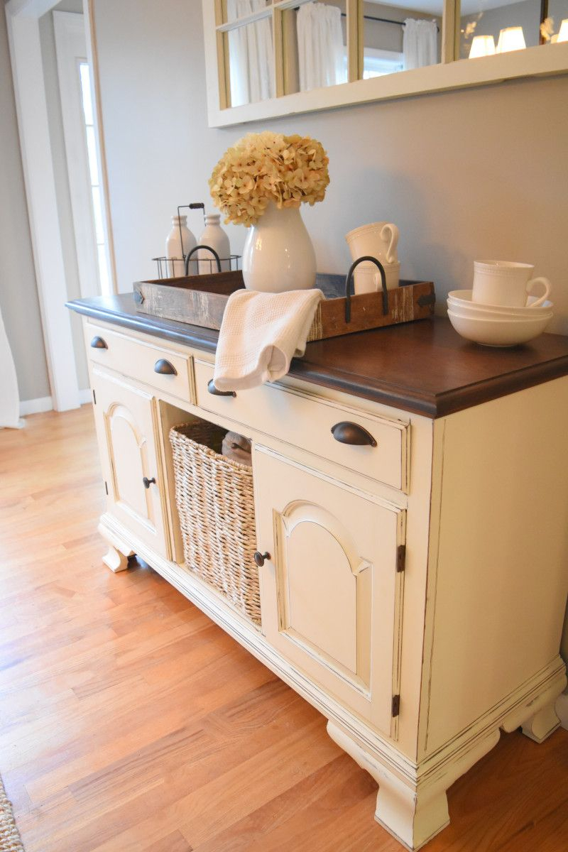 This Project Was So Fun For Me Because I Got To Make It For regarding Chicoree Charlena Sideboards (Image 27 of 30)