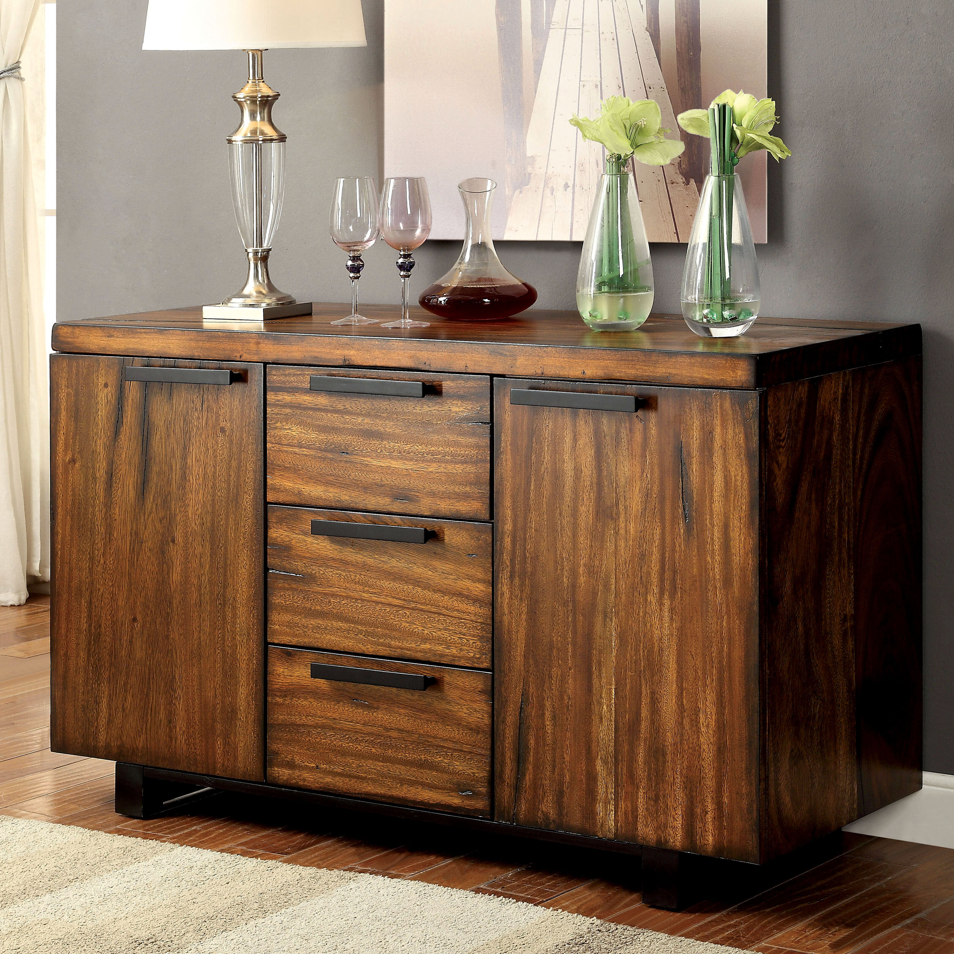 Timberlane Sideboard Inside Wendell Sideboards (View 18 of 30)