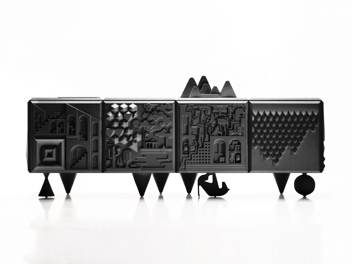 Top 10 Amazing Sideboards – Best Interior Designers with regard to Papadopoulos Sideboards (Image 29 of 30)