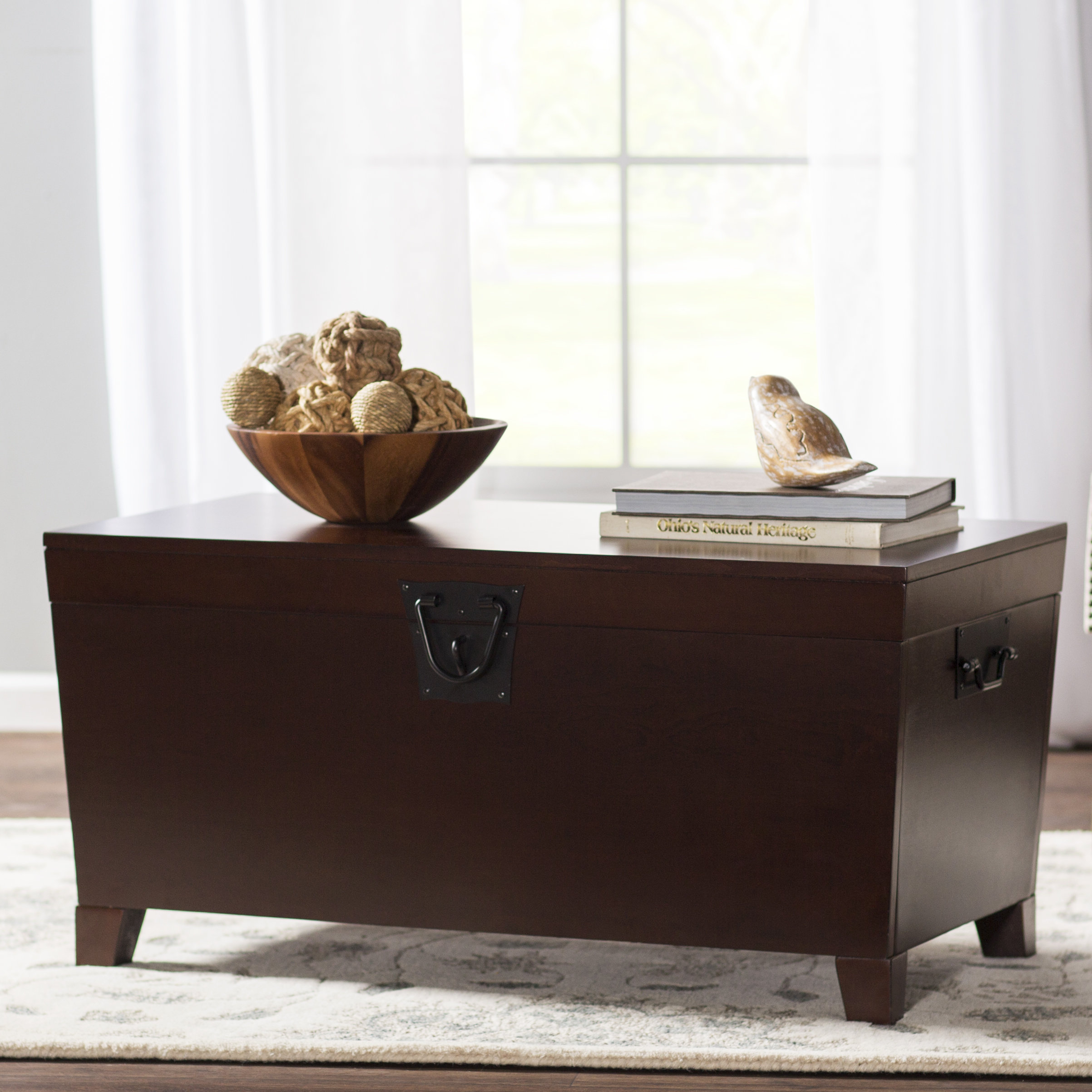 Toy Chest Coffee Table | Wayfair For Summer Desire Credenzas (View 24 of 30)