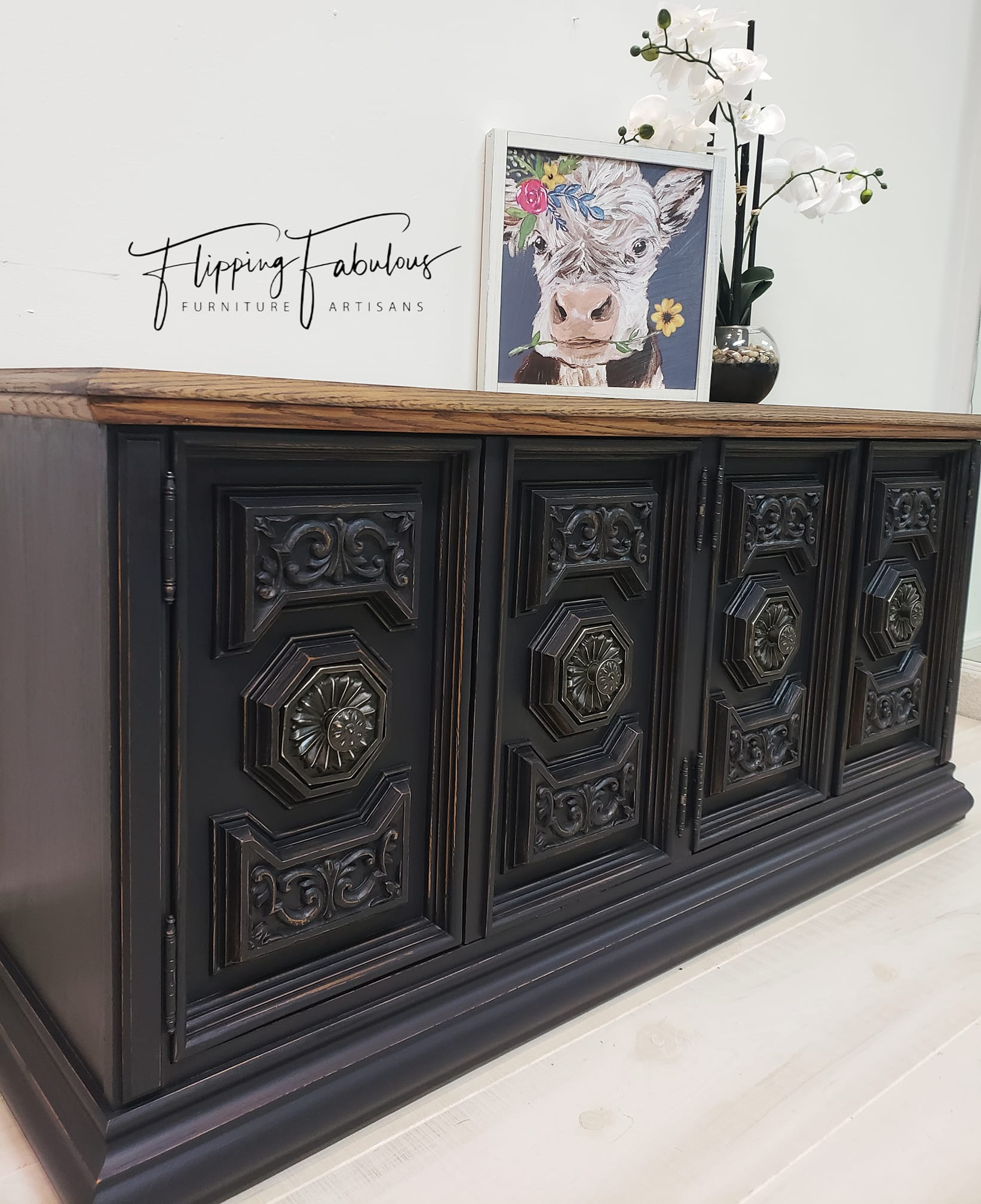 Twilight Buffet | General Finishes Design Center With Regard To Cappuccino Finished Buffets (View 27 of 30)