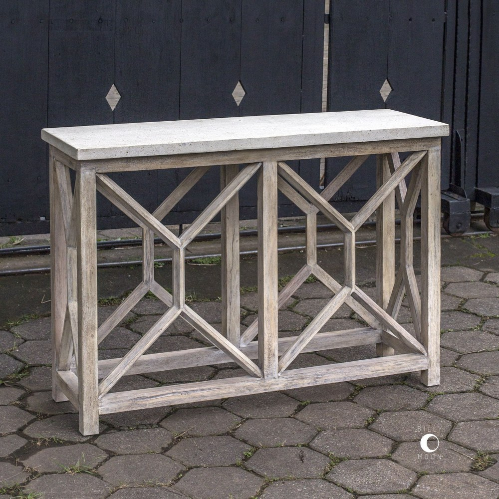 Uttermost - Home Furnishing - Furniture - Table pertaining to Jessenia Sideboards (Image 26 of 30)