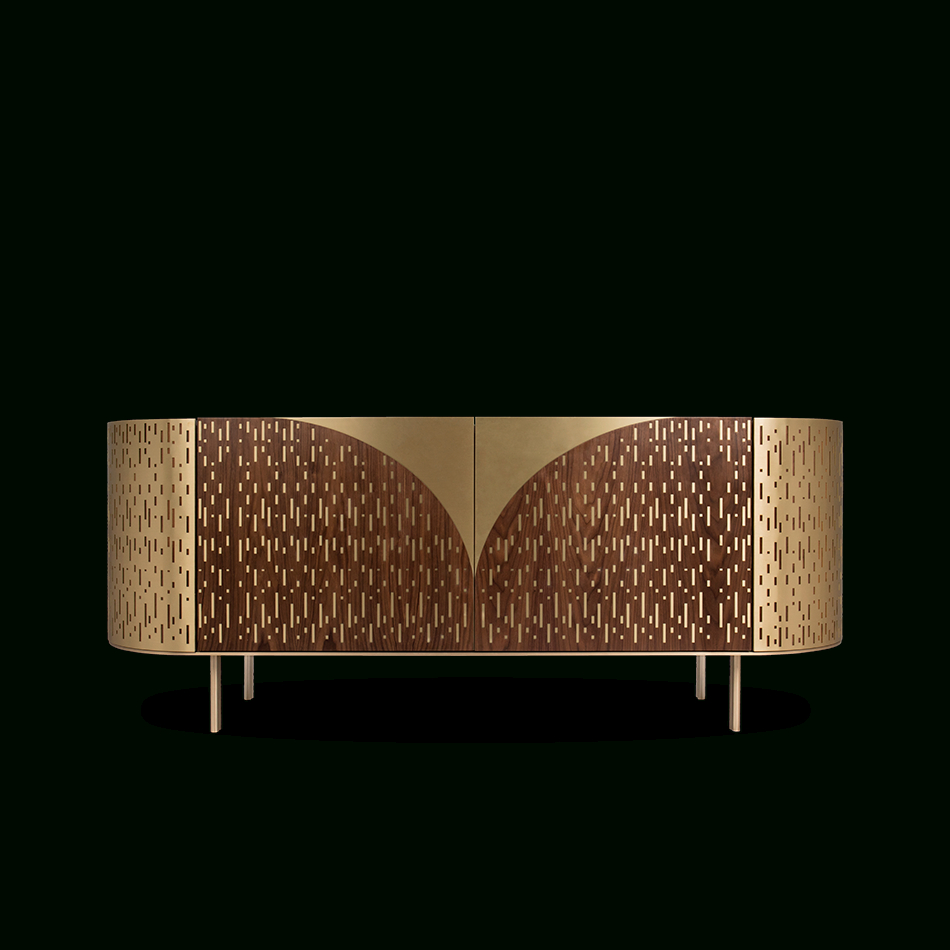 Vincent Sideboard | Essential Home | Mid Century Furniture Inside Ocean Marble Credenzas (View 22 of 30)
