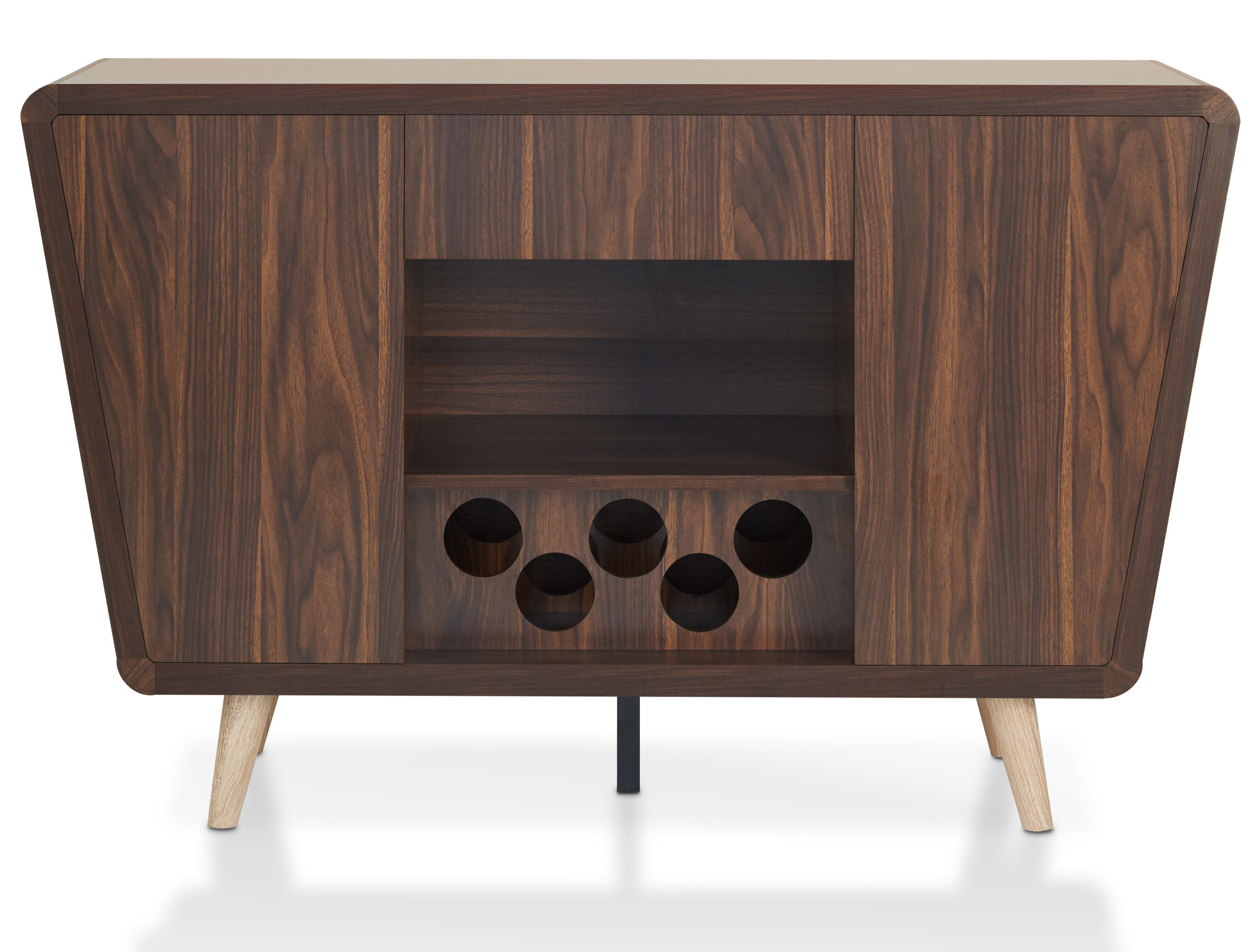 Wade Logan Croker Sideboard with regard to Jacklyn 3 Door Sideboards (Image 28 of 30)