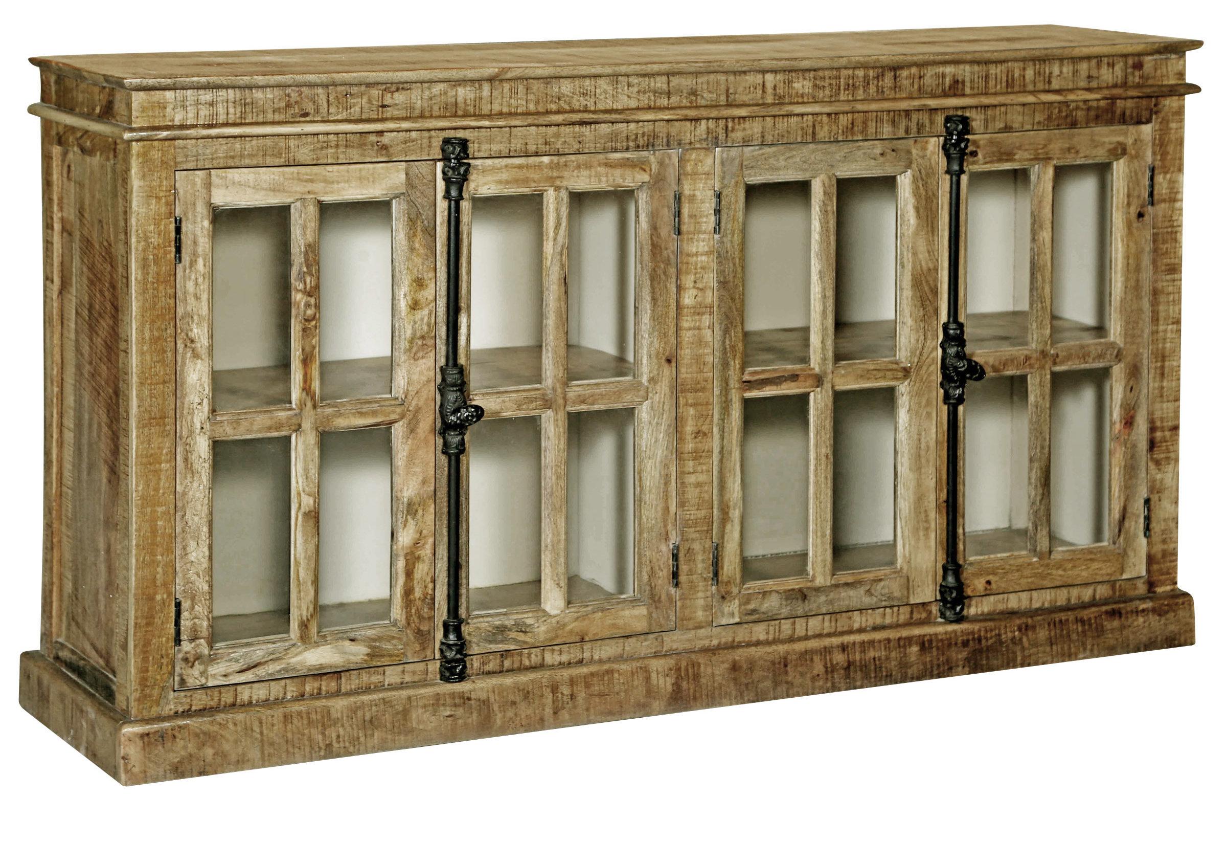 Wadley 4 Door Sideboard In Adelbert Credenzas (Image 29 of 30)
