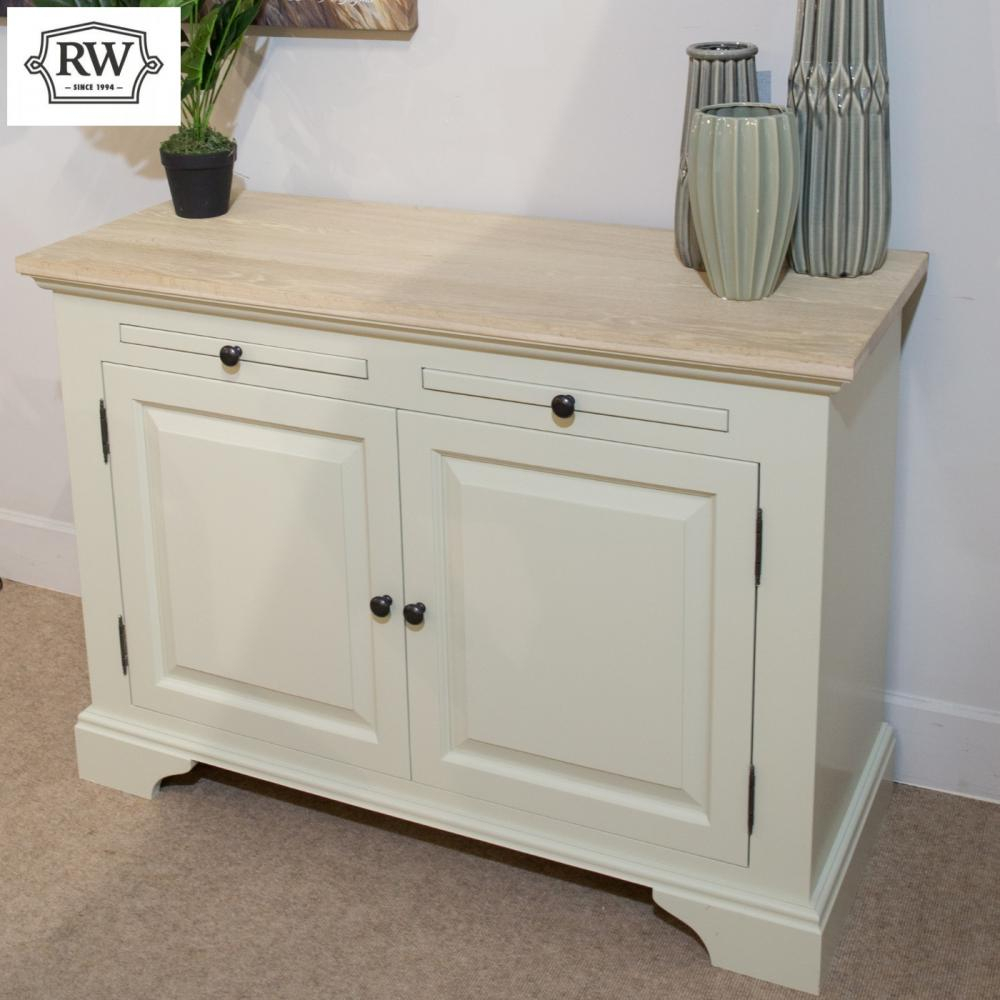 Warehouse Clearance: Clifton Grey Painted Sideboard Pertaining To Clifton Sideboards (View 28 of 30)
