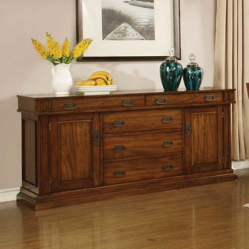 Wildon Home ® Beaumont Sideboard & Reviews | Wayfair with Sideboards By Wildon Home (Image 28 of 30)