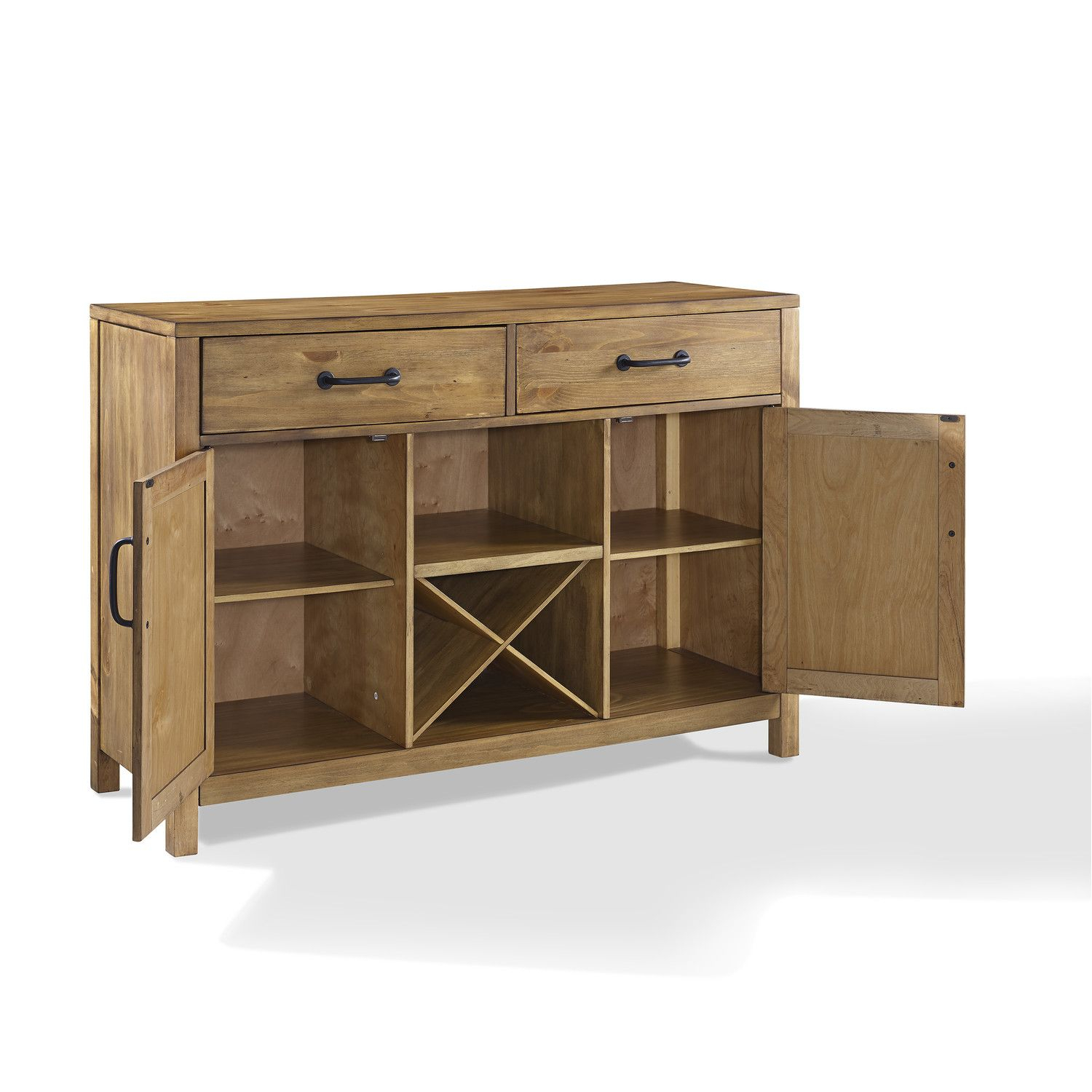 Wildon Home ® Brittany Buffet | Furniture.kids.beds.toys in Avenal Sideboards (Image 30 of 30)