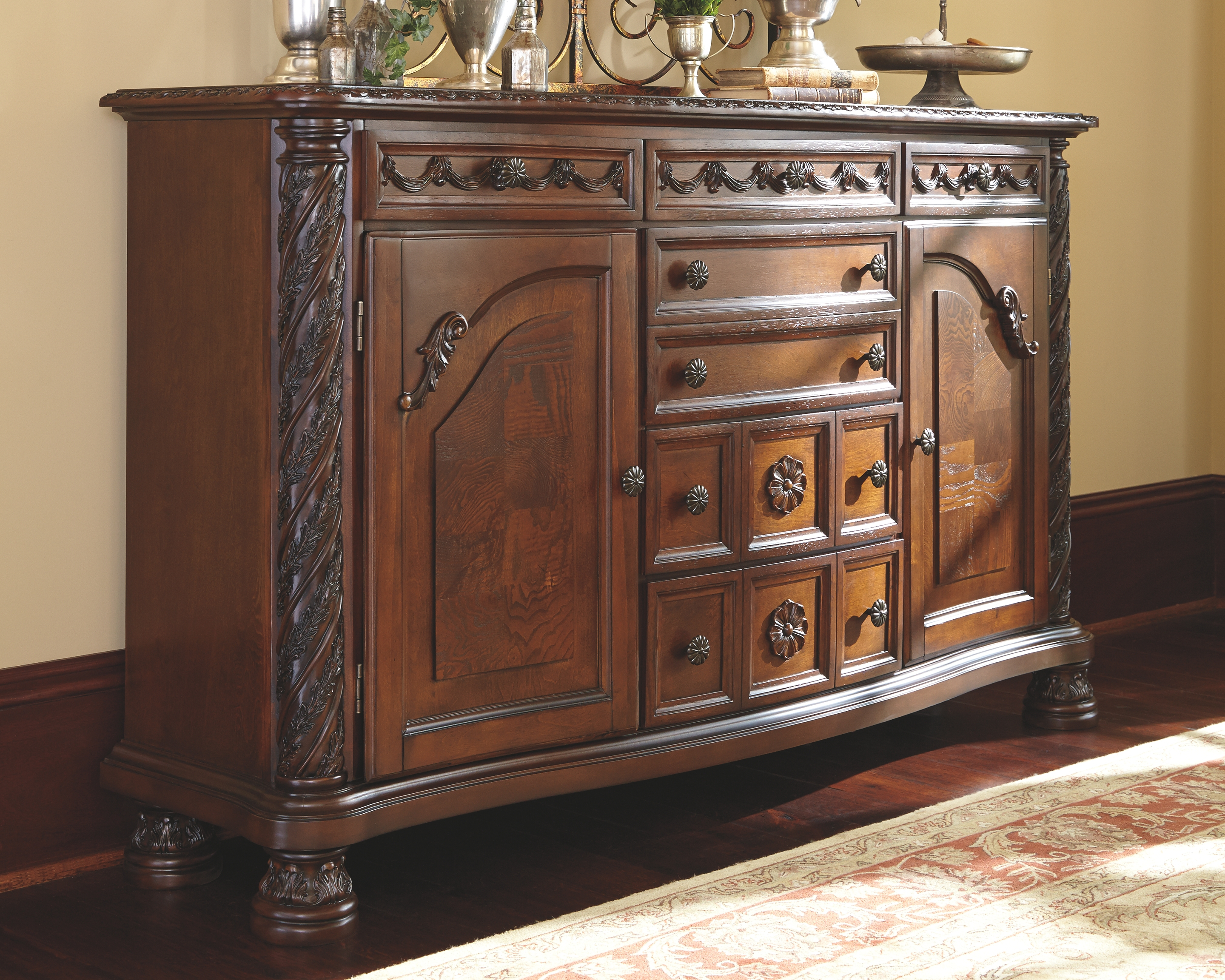 Wildon Home North Shore Dining Room Sideboard - Walmart with Sideboards By Wildon Home (Image 27 of 30)