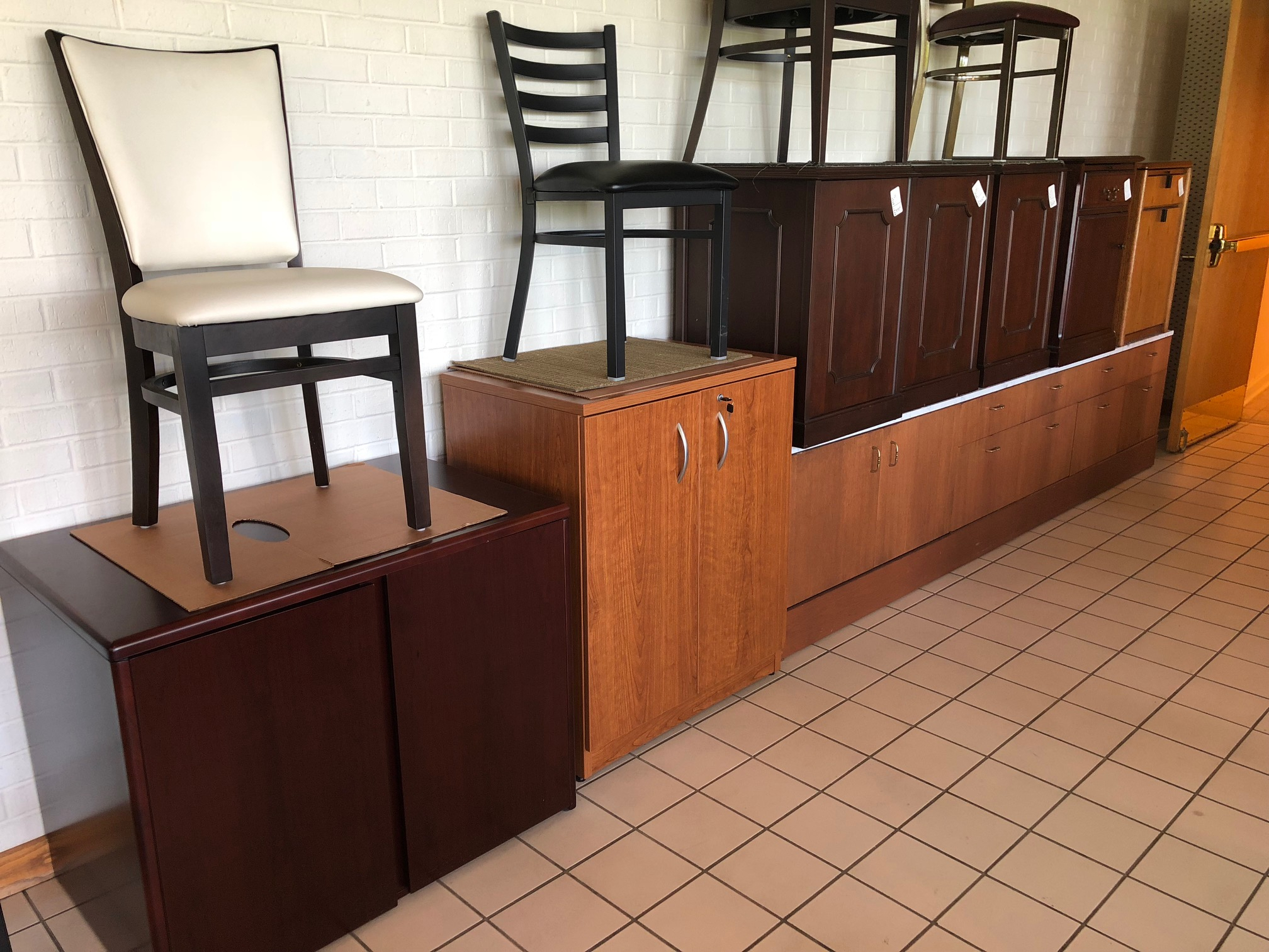 Workspace Solutions – Office Furniture Fort Wayne Intended For Summer Desire Credenzas (View 30 of 30)