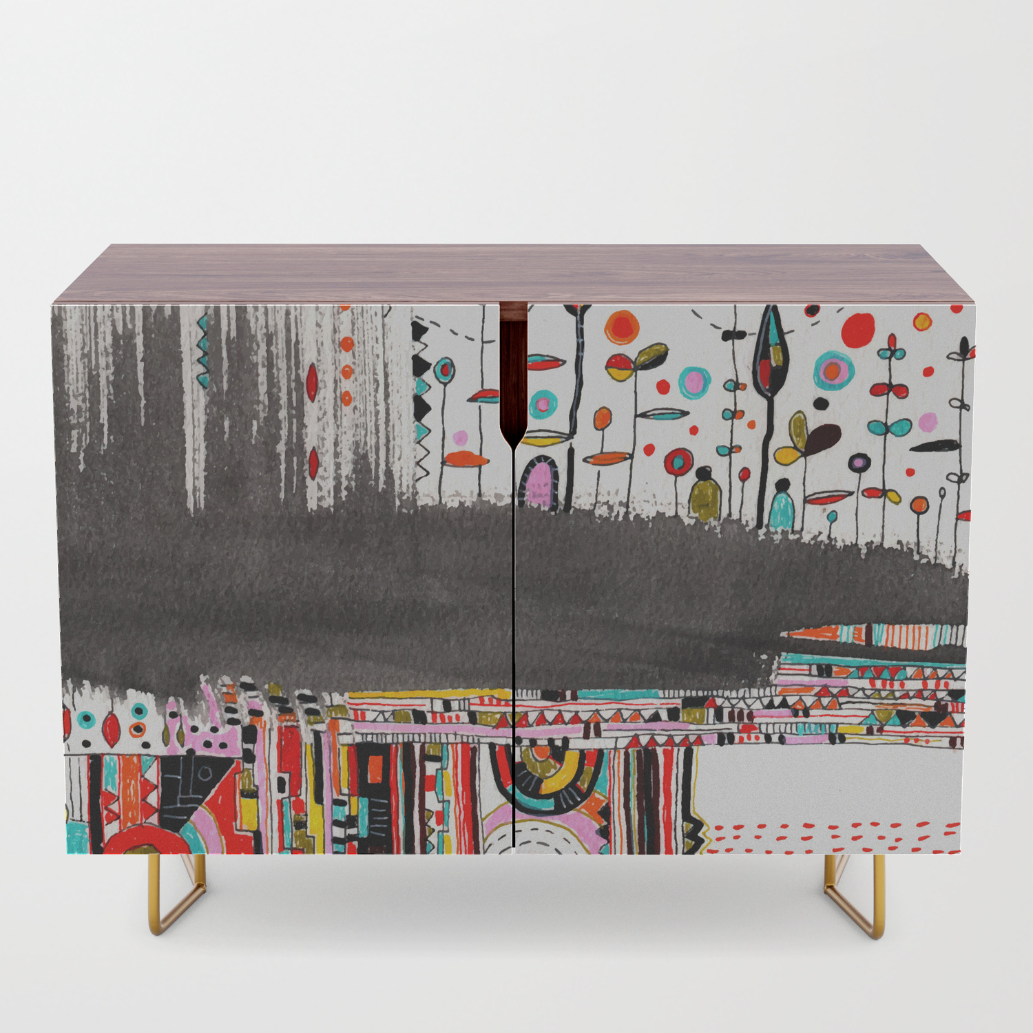 Your Sky Credenza Pertaining To Turquoise Skies Credenzas (Gallery 14 of 30)