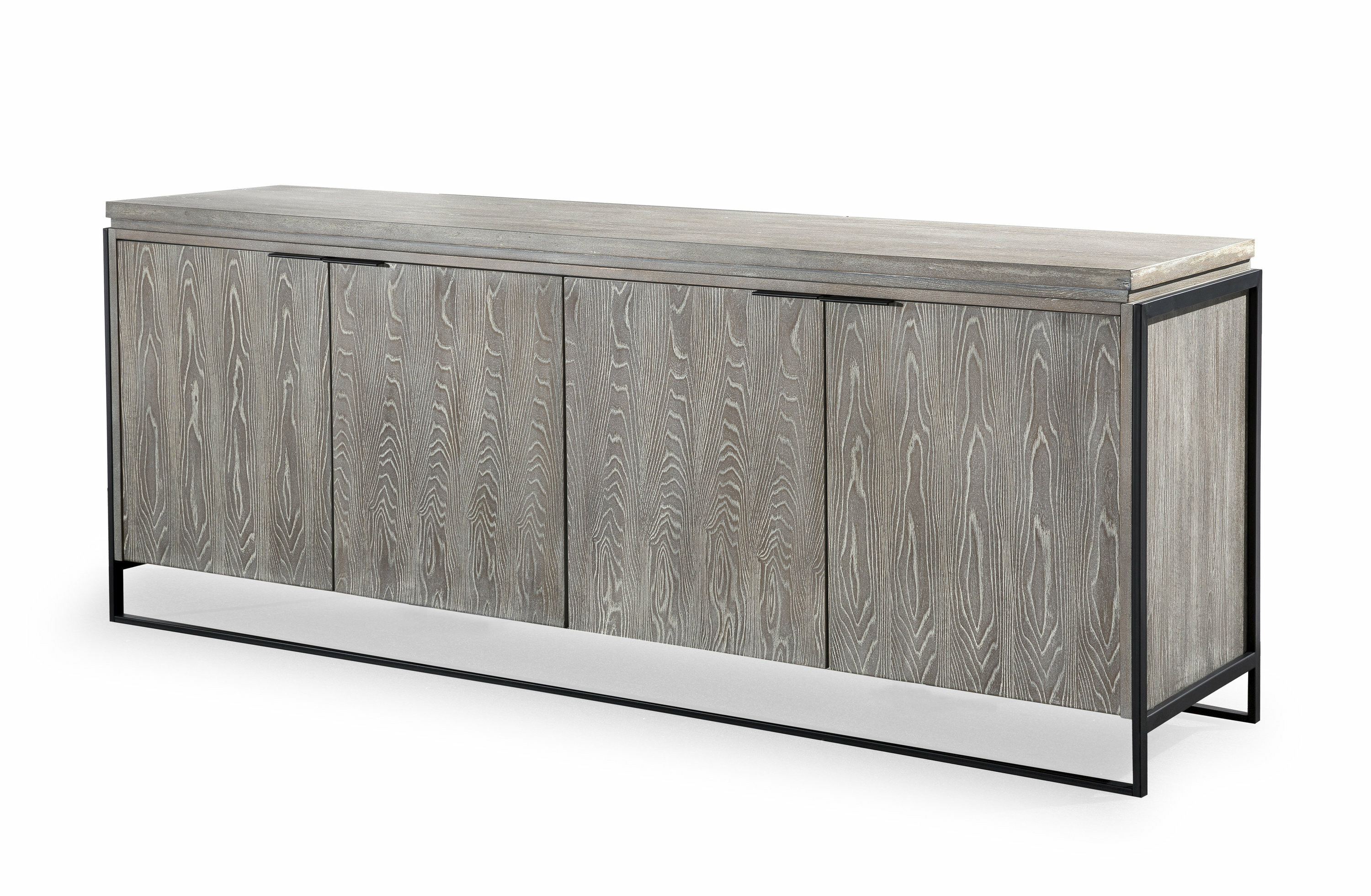 Zybert Sideboard Pertaining To Steinhatchee Reclaimed Pine 4 Door Sideboards (View 30 of 30)