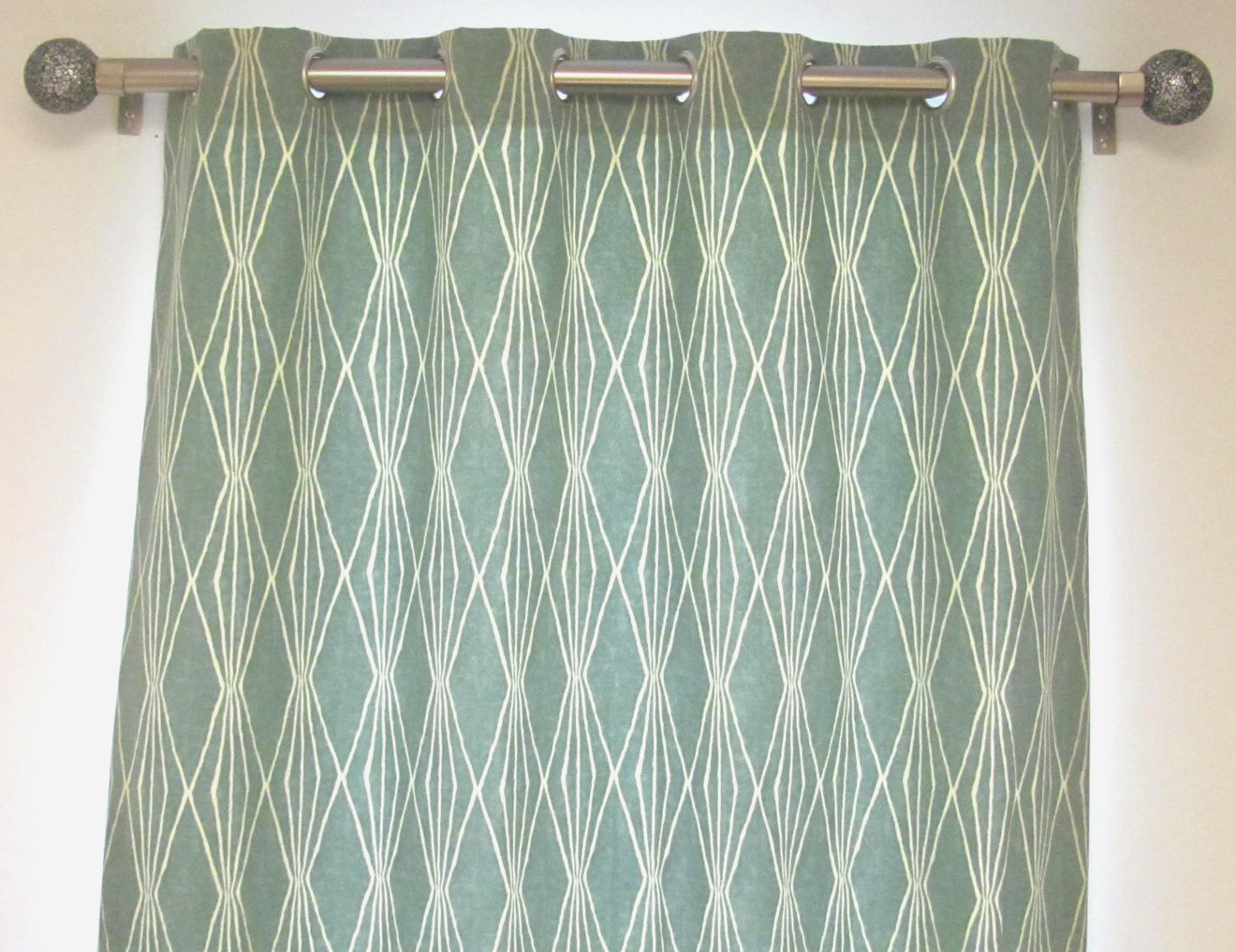 100 Inch Wide Lined Grommet Top Curtain Panel(s) Pair Or Single – Custom Select For Lined Grommet Curtain Panels (View 17 of 20)