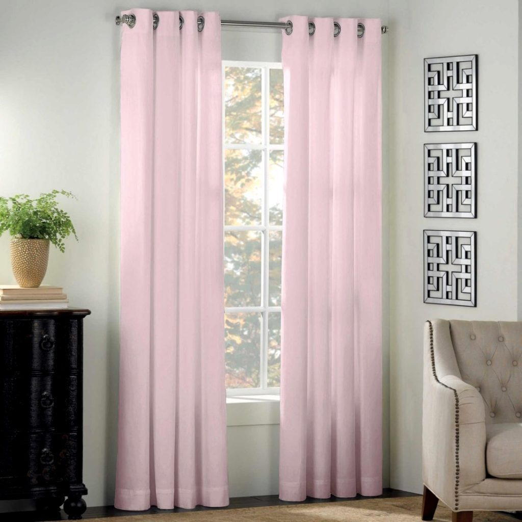 45 Inch Curtains And Drapes – Hidingsite.club with regard to Ultimate Blackout Short Length Grommet Panels (Image 1 of 30)