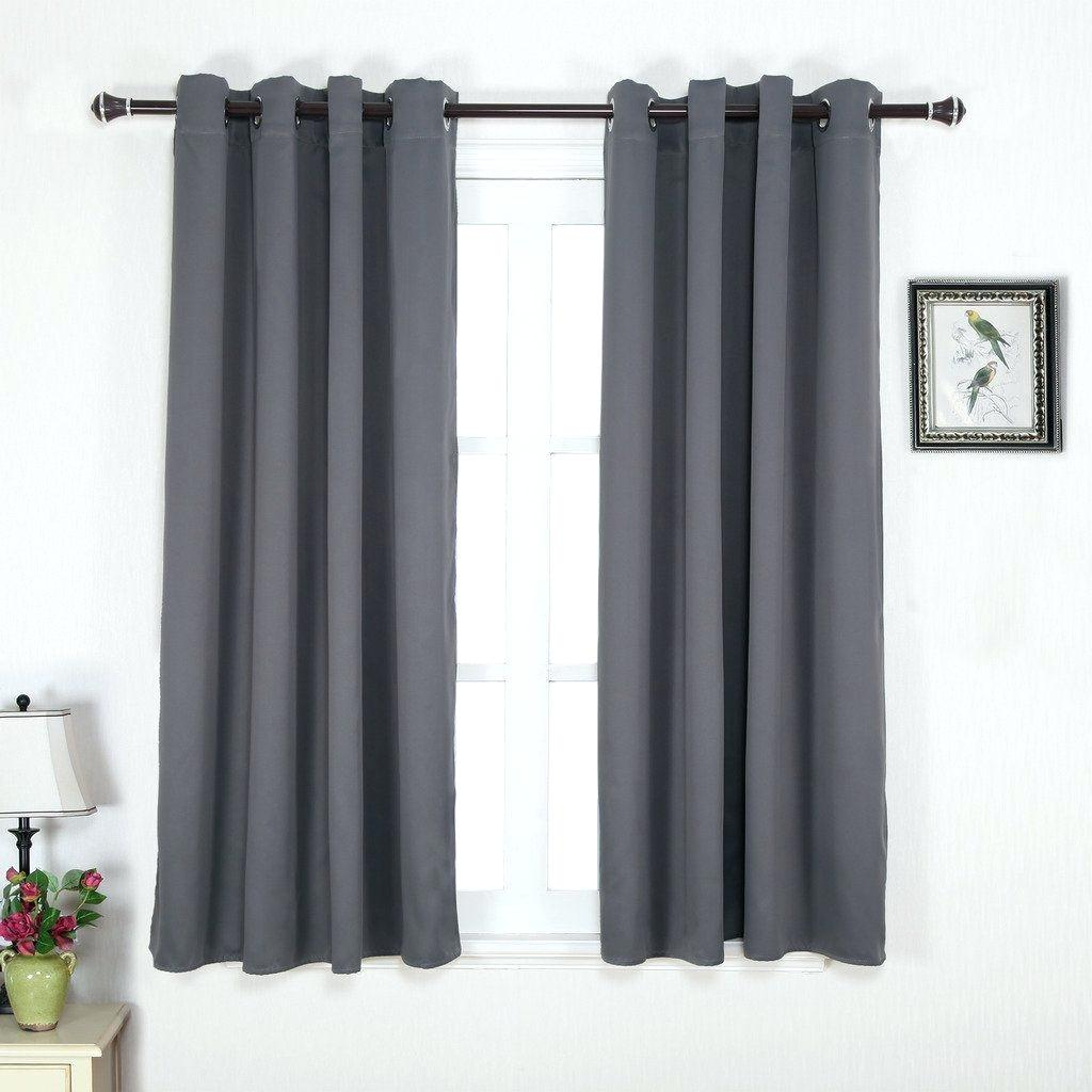 98 Inch Curtains – Trackidz Pertaining To Ultimate Blackout Short Length Grommet Curtain Panels (View 19 of 30)