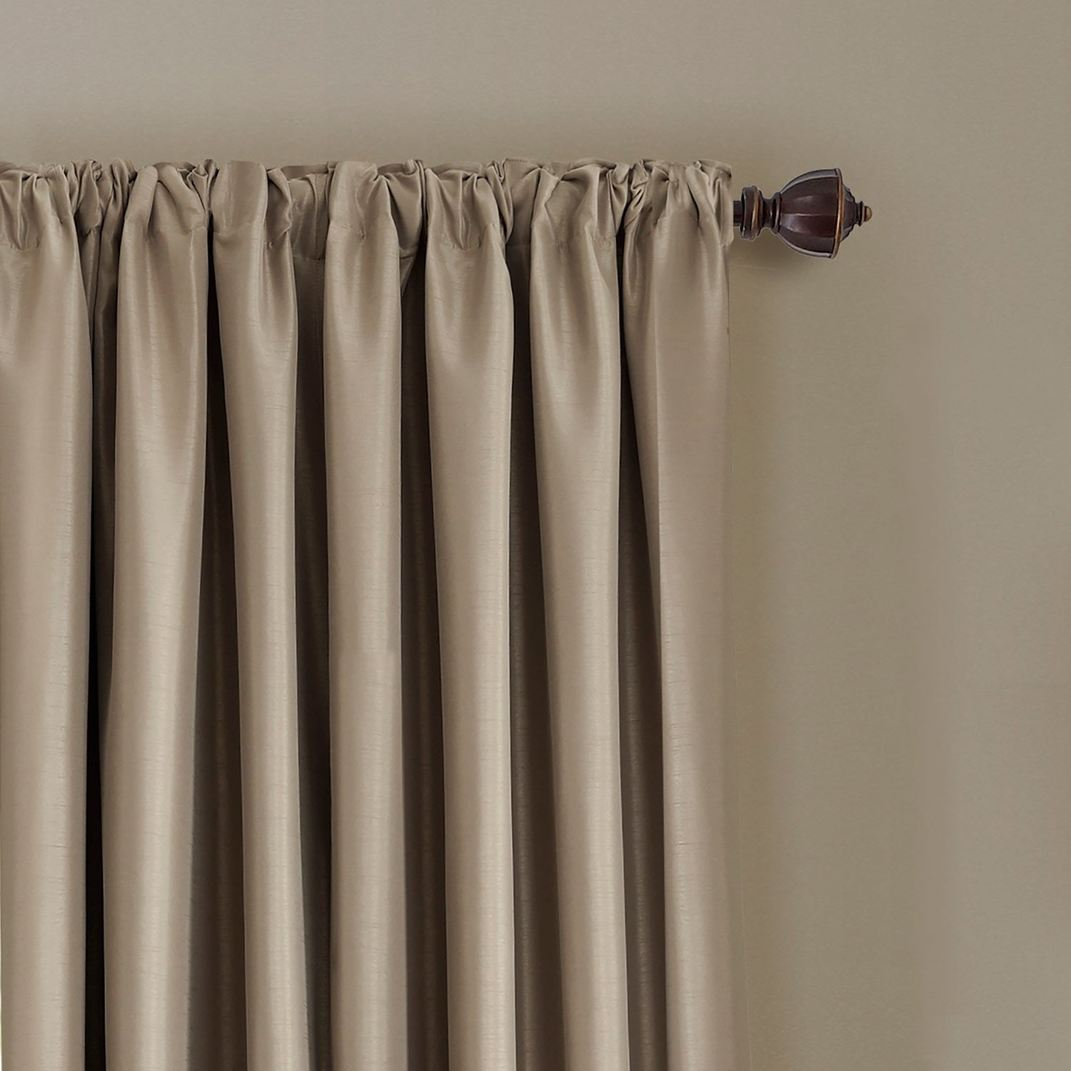 All Seasons Waterfall Window Valance In All Seasons Blackout Window Curtains (Image 4 of 20)