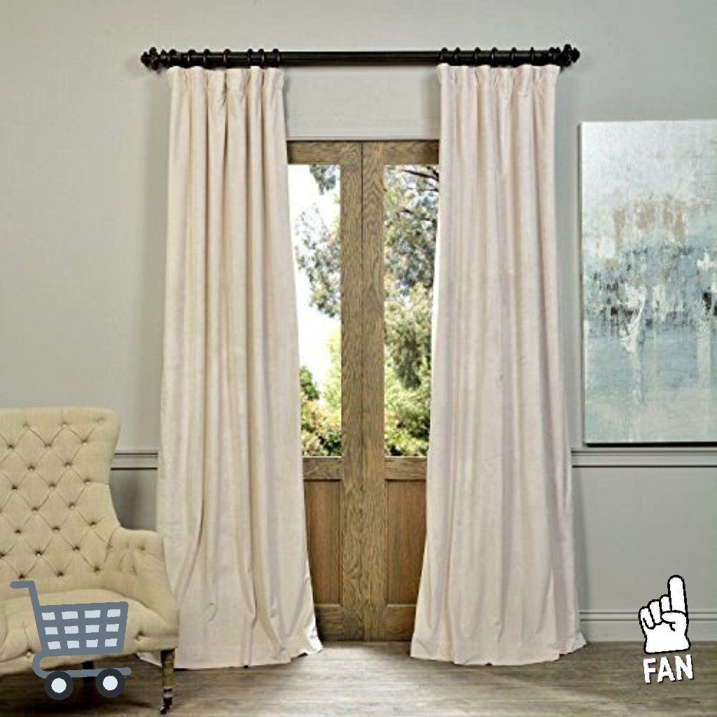 "Amit Jaiswal On Twitter: ""half Price Drapes Vpch 120601 84 With Regard To Signature Blackout Velvet Curtains (View 17 of 20)"