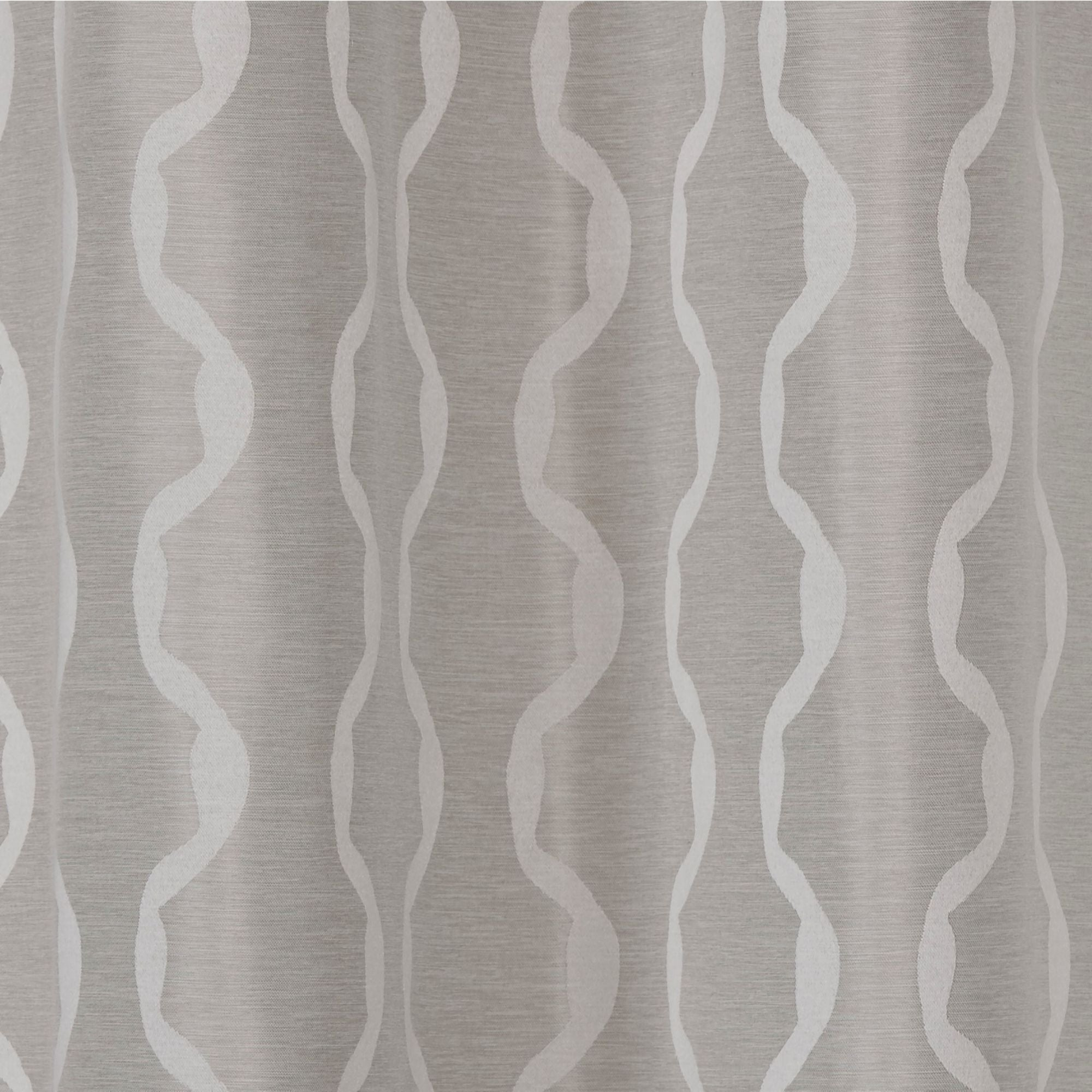 Ati Home Baroque Linen Grommet Top Curtain Panel Pair Pertaining To Baroque Linen Grommet Top Curtain Panel Pairs (View 9 of 20)