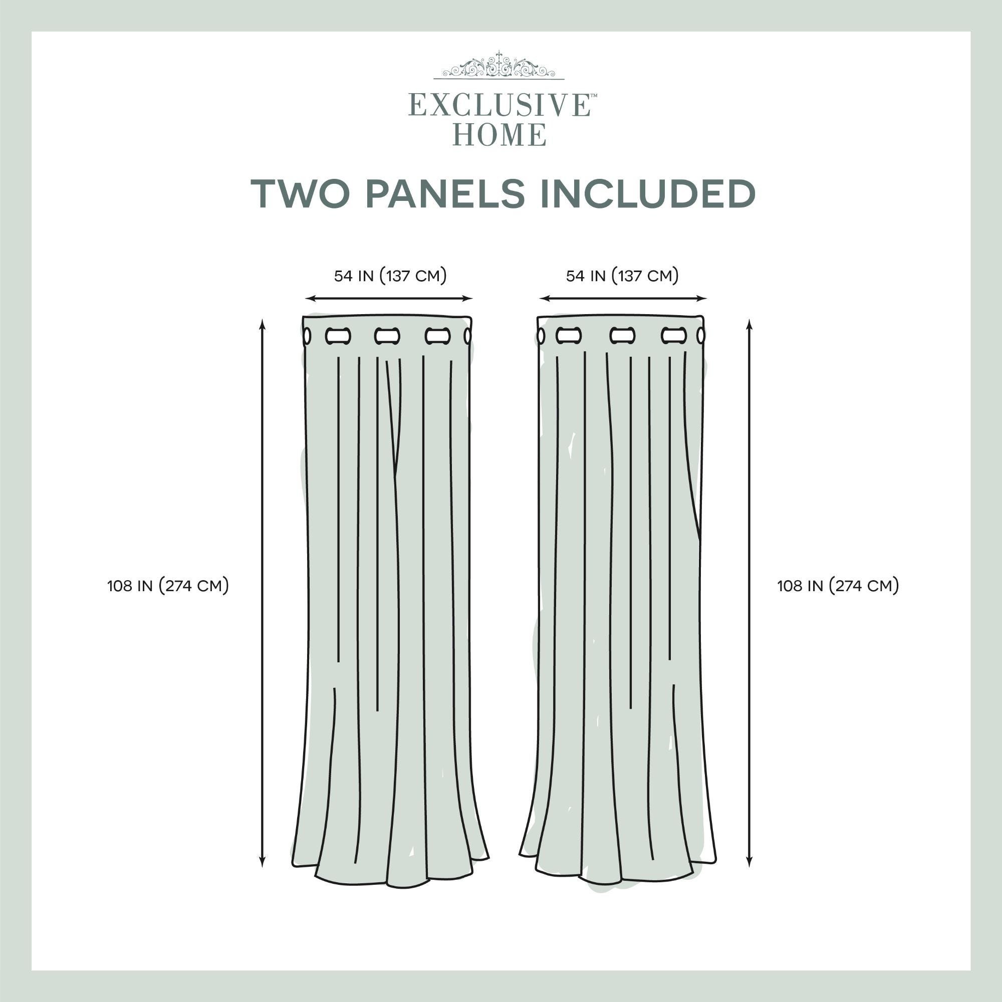 Ati Home Twig Insulated Blackout Curtain Panel Pair With Grommet Top With Regard To Twig Insulated Blackout Curtain Panel Pairs With Grommet Top (View 11 of 30)