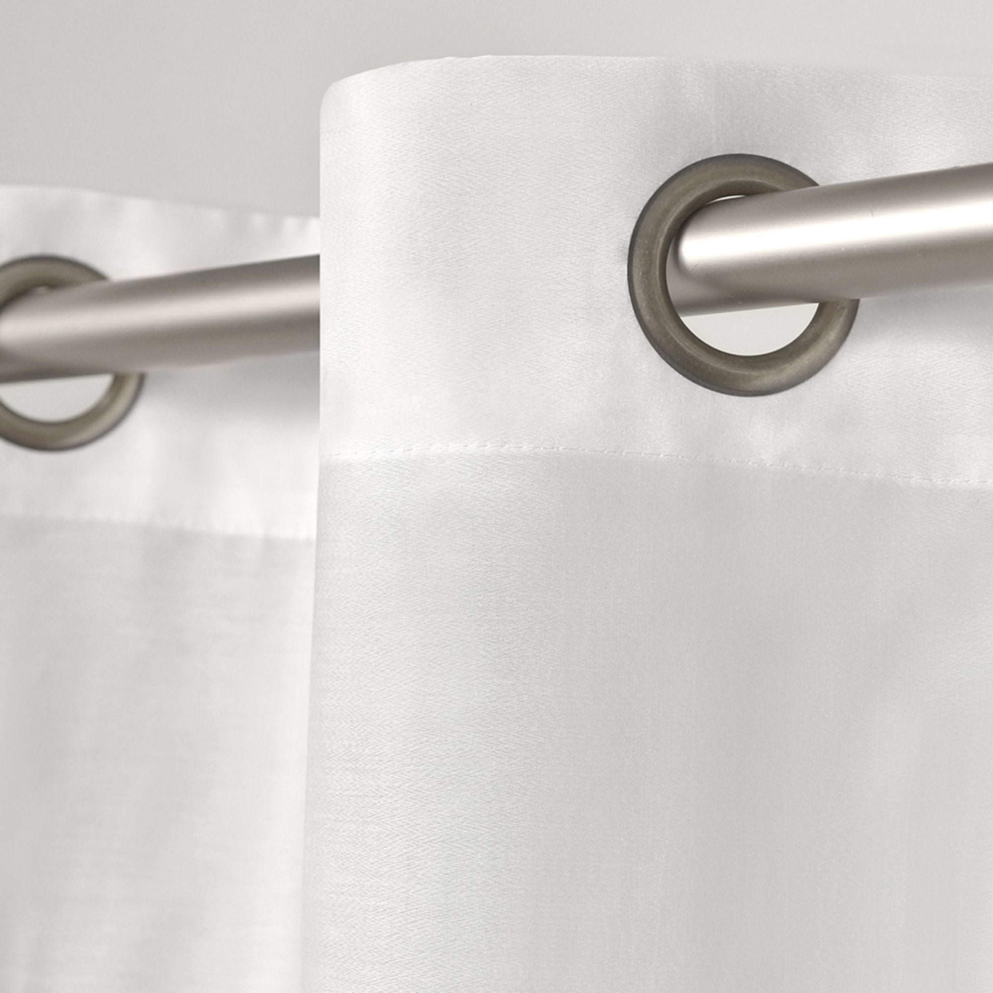 Ati Home Wilshire Burnout Grommet Top Curtain Panel Pair Intended For Wilshire Burnout Grommet Top Curtain Panel Pairs (View 3 of 30)