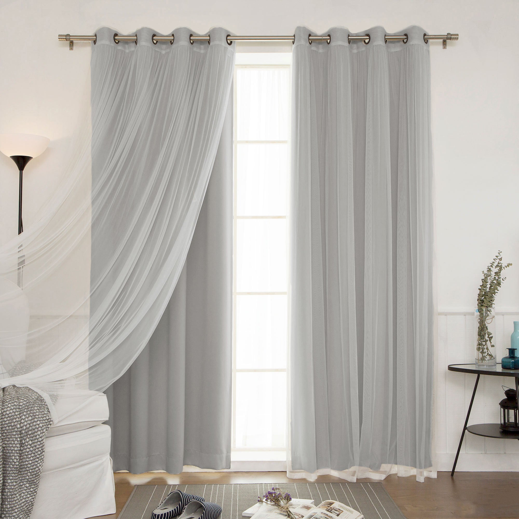 Featured Photo of Mix And Match Blackout Blackout Curtains Panel Sets
