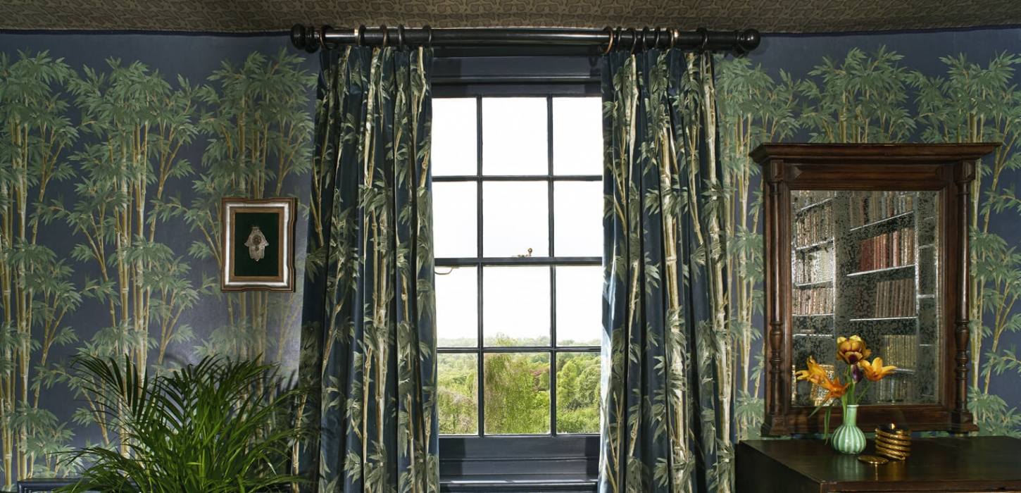 Behind The Curtain Regarding Warm Black Velvet Single Blackout Curtain Panels (View 18 of 30)