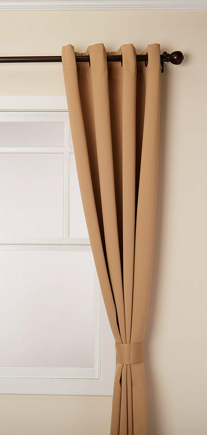 Best Blackout Curtains – Top Brands And Buying Guide For 2019 With All Seasons Blackout Window Curtains (Image 7 of 20)