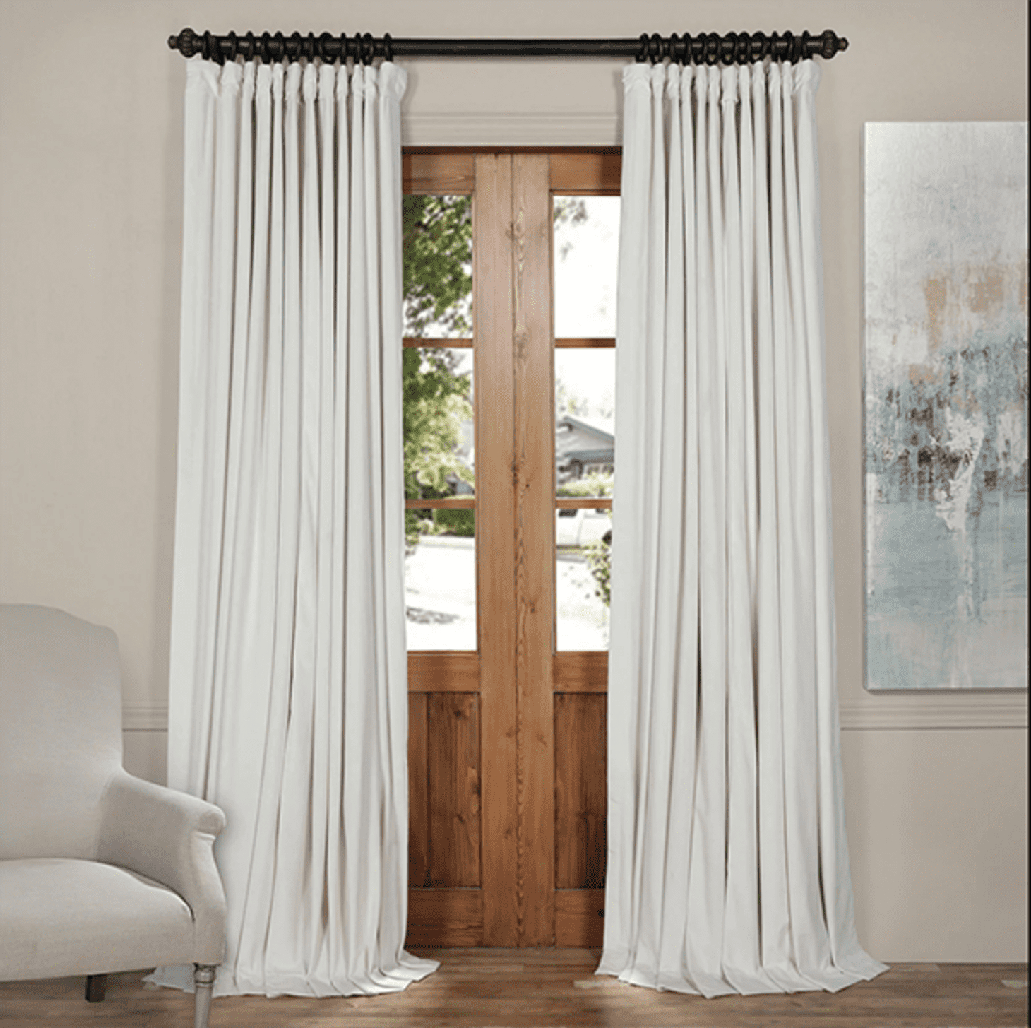 Best Insulated Blackout Curtains | Apartment Therapy In Solid Cotton True Blackout Curtain Panels (View 7 of 30)
