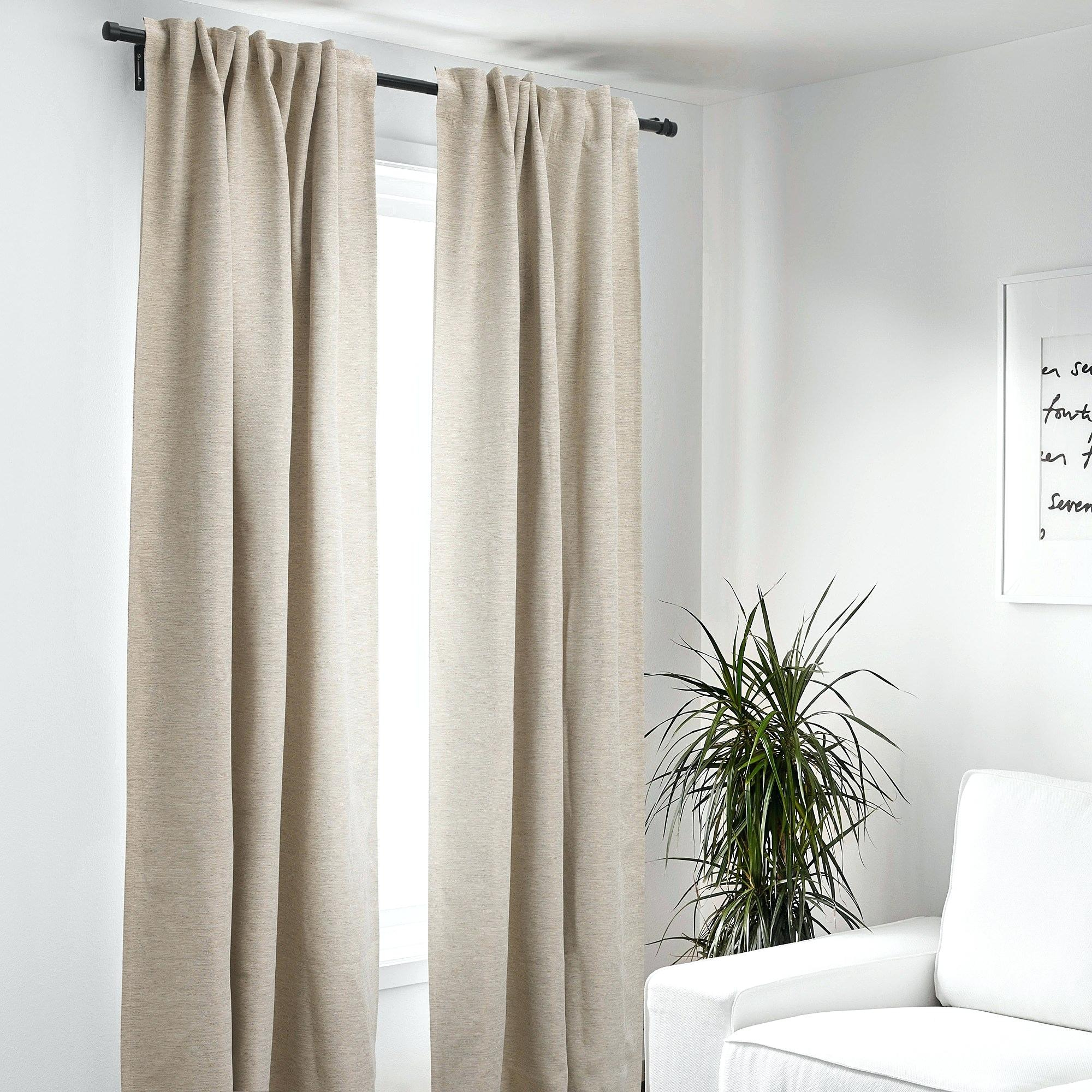 Blackout Drapes Ikea – Delipay (View 1 of 30)