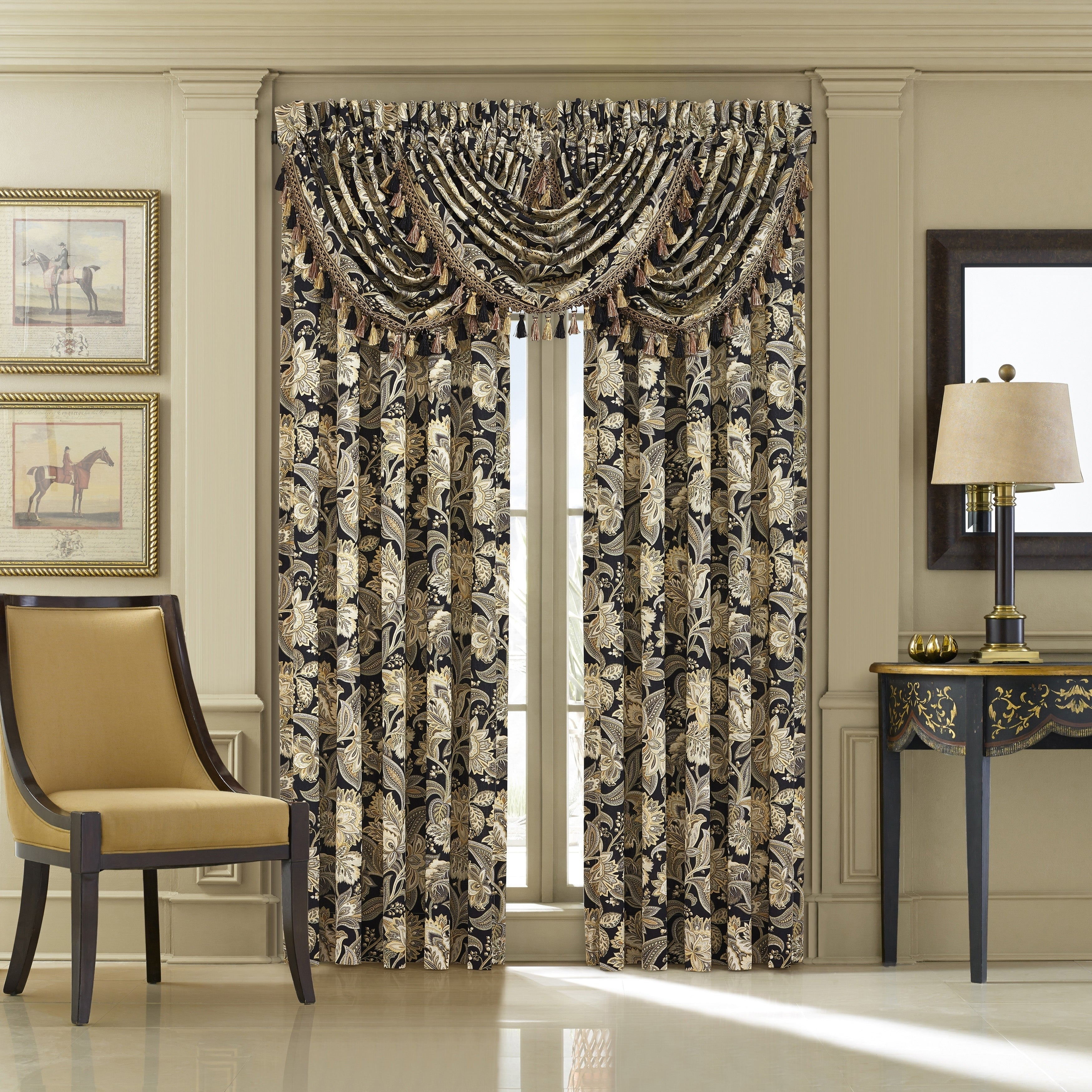 Buy Gracewood Hollow Curtains & Drapes Online At Overstock In Gracewood Hollow Tucakovic Energy Efficient Fabric Blackout Curtains (View 17 of 20)